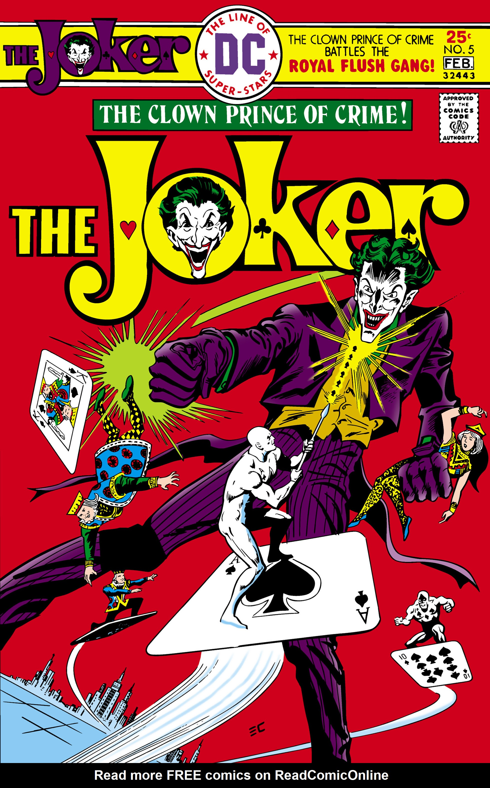 The Joker issue 5 - Page 1