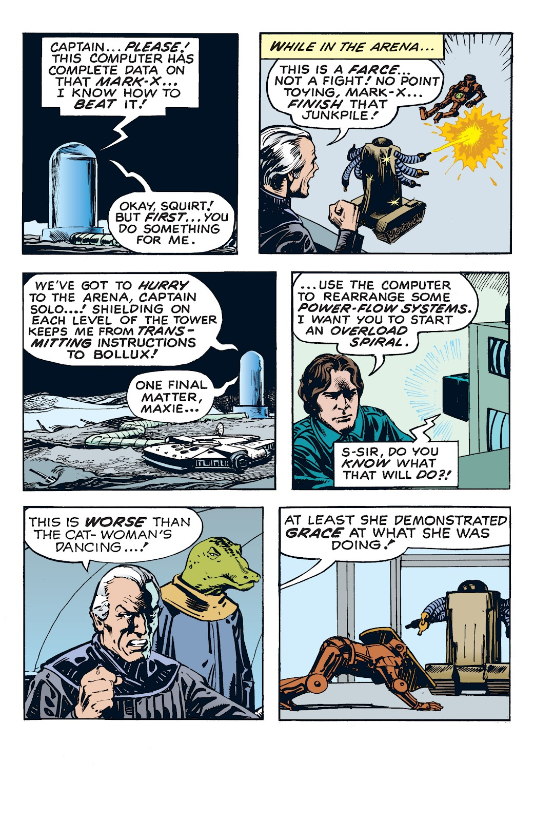 Read online Star Wars Legends: The Newspaper Strips - Epic Collection comic -  Issue # TPB (Part 4) - 60