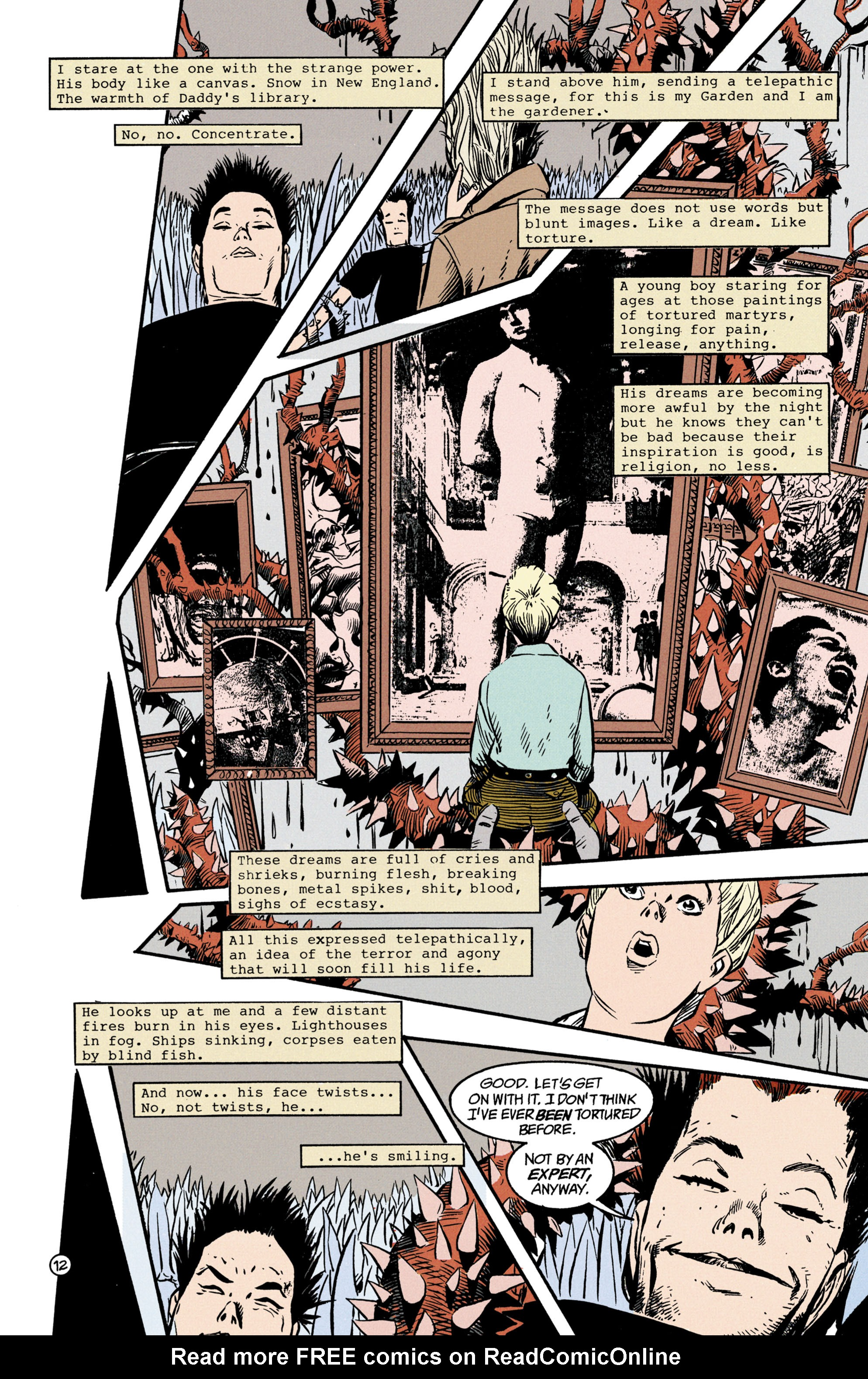 Read online Shade, the Changing Man comic -  Issue #35 - 13