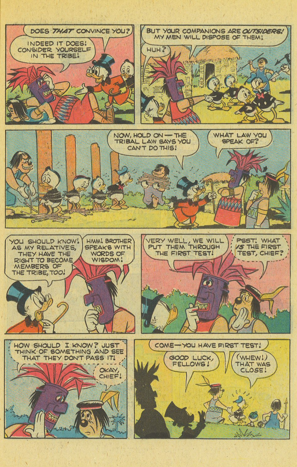 Read online Uncle Scrooge (1953) comic -  Issue #163 - 11