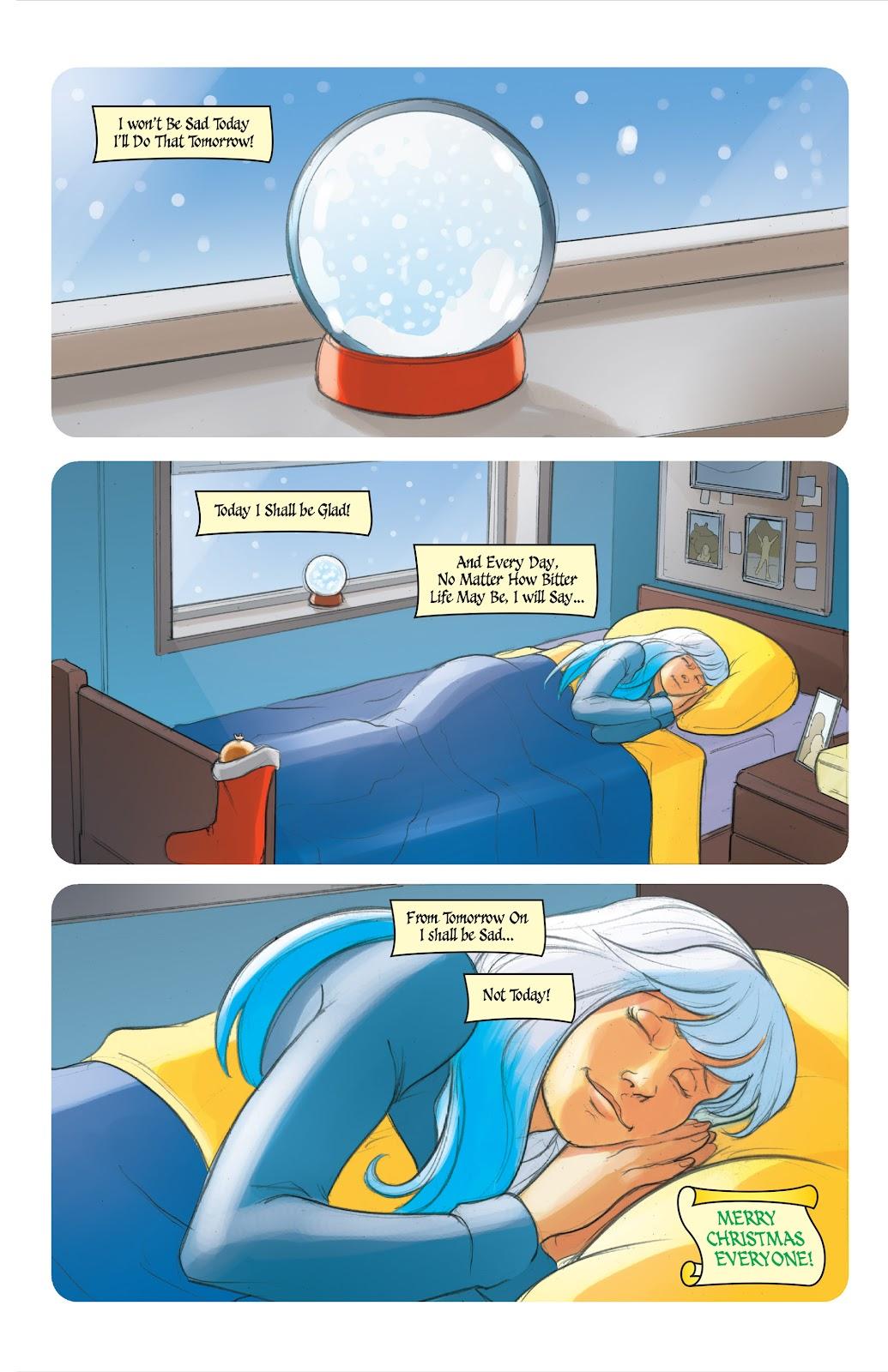 Read online Elephantmen 2261 Season Two: The Pentalion Job comic -  Issue # TPB - 115