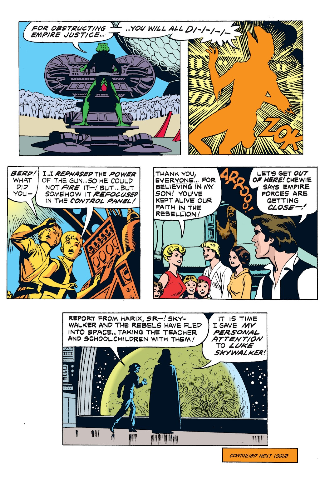Read online Star Wars Legends: The Newspaper Strips - Epic Collection comic -  Issue # TPB (Part 3) - 28