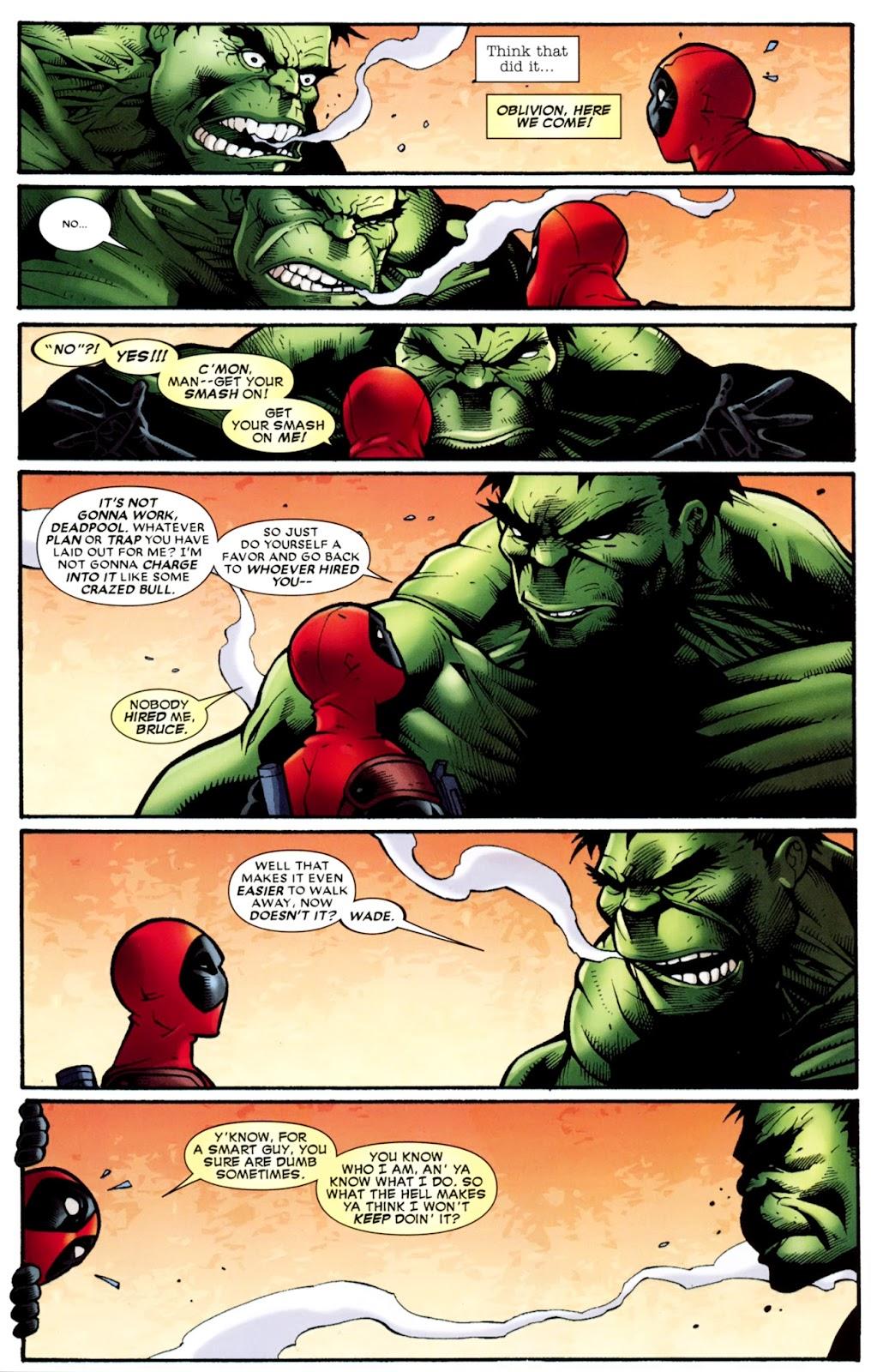Read online Deadpool (2008) comic -  Issue #37 - 17