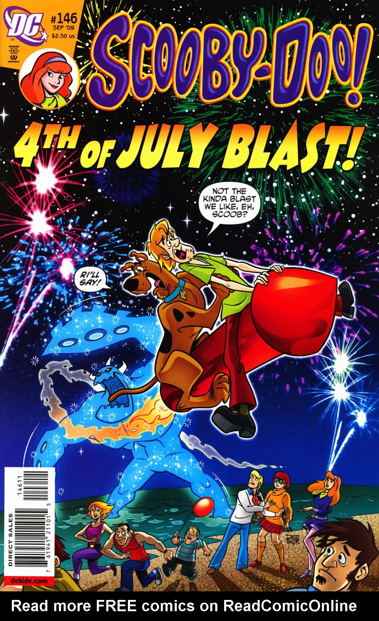 Read online Scooby-Doo (1997) comic -  Issue #146 - 1