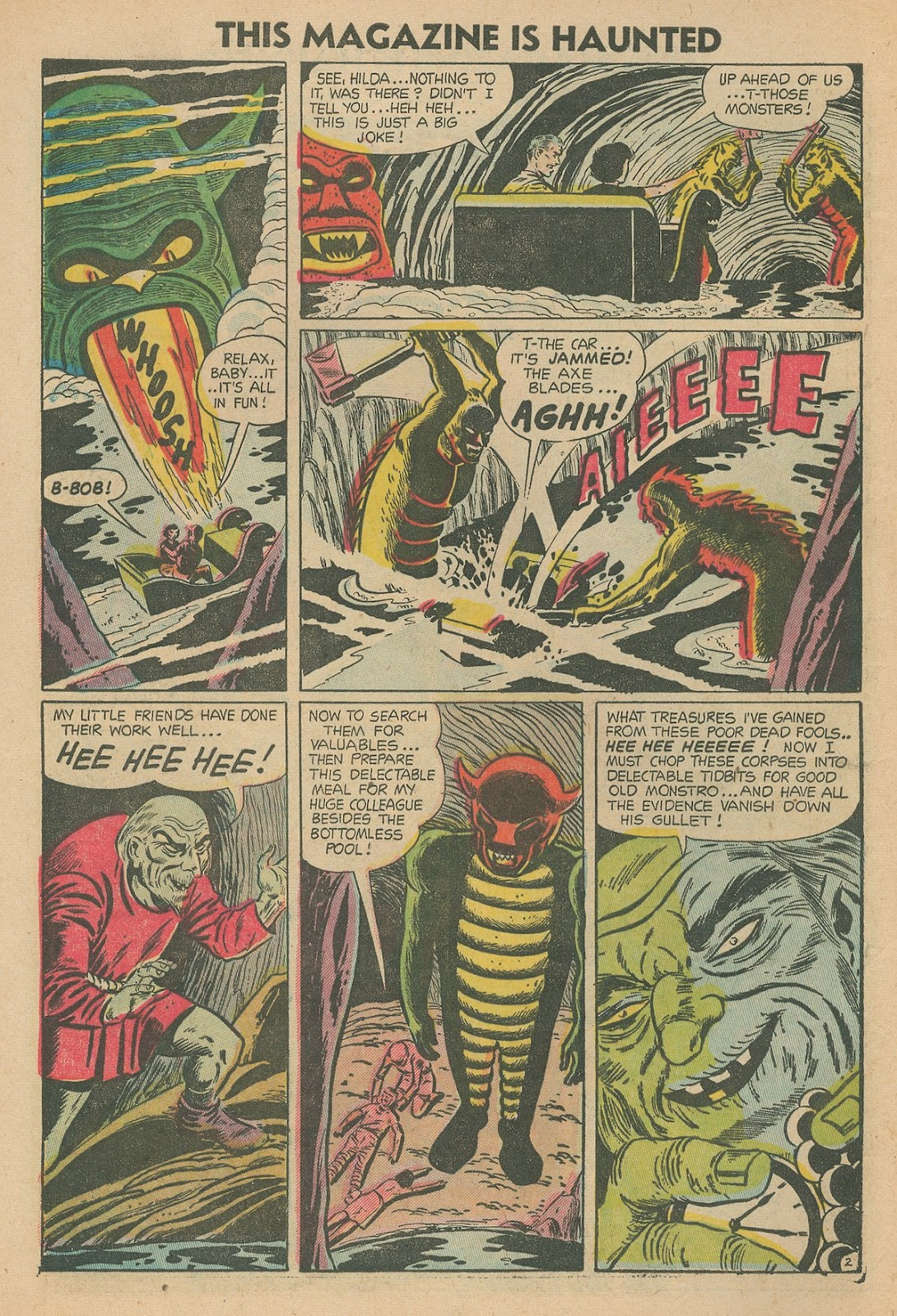 Read online This Magazine Is Haunted comic -  Issue #21 - 8