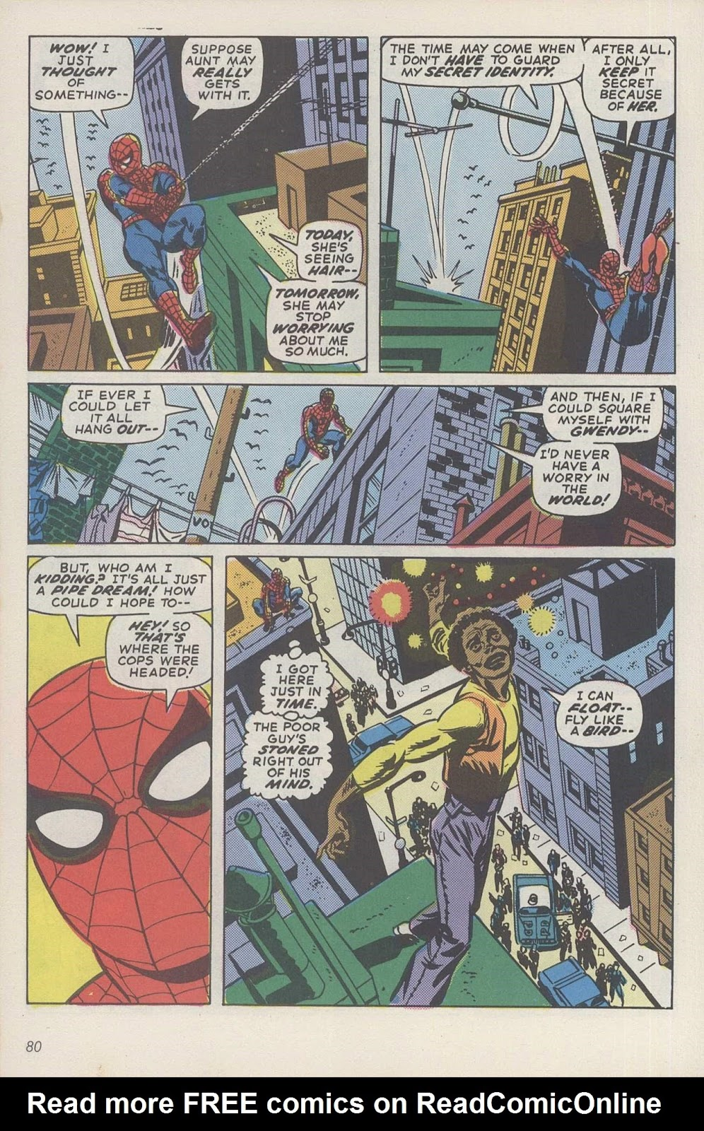 The Amazing Spider-Man (1979) issue TPB - Page 82