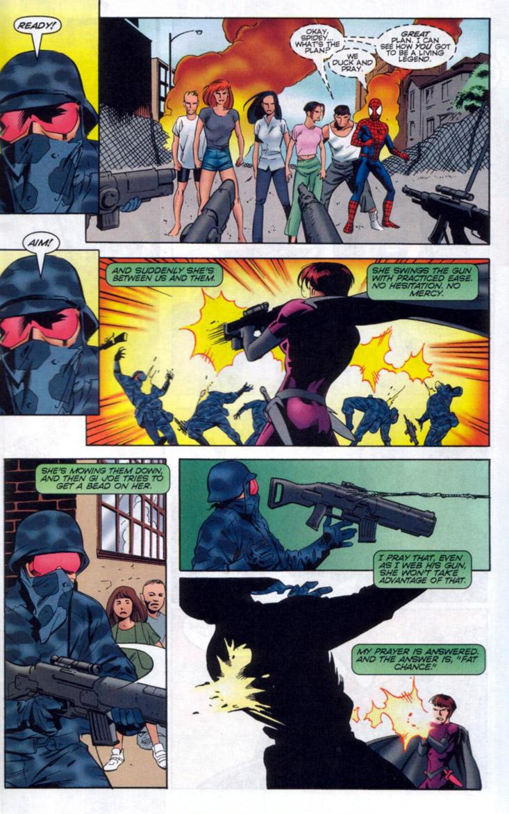 Read online Spider-Man/Gen13 comic -  Issue # Full - 46