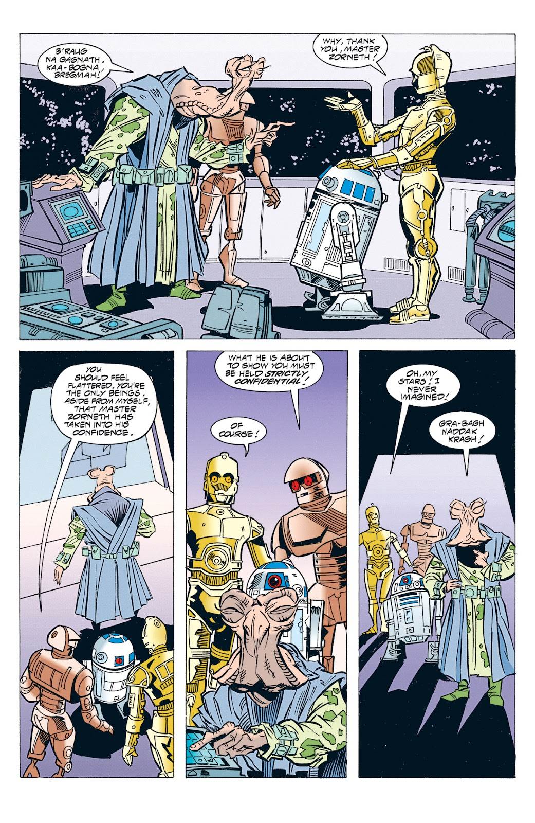 Read online Star Wars Legends Epic Collection: The Empire comic -  Issue # TPB 5 (Part 4) - 62