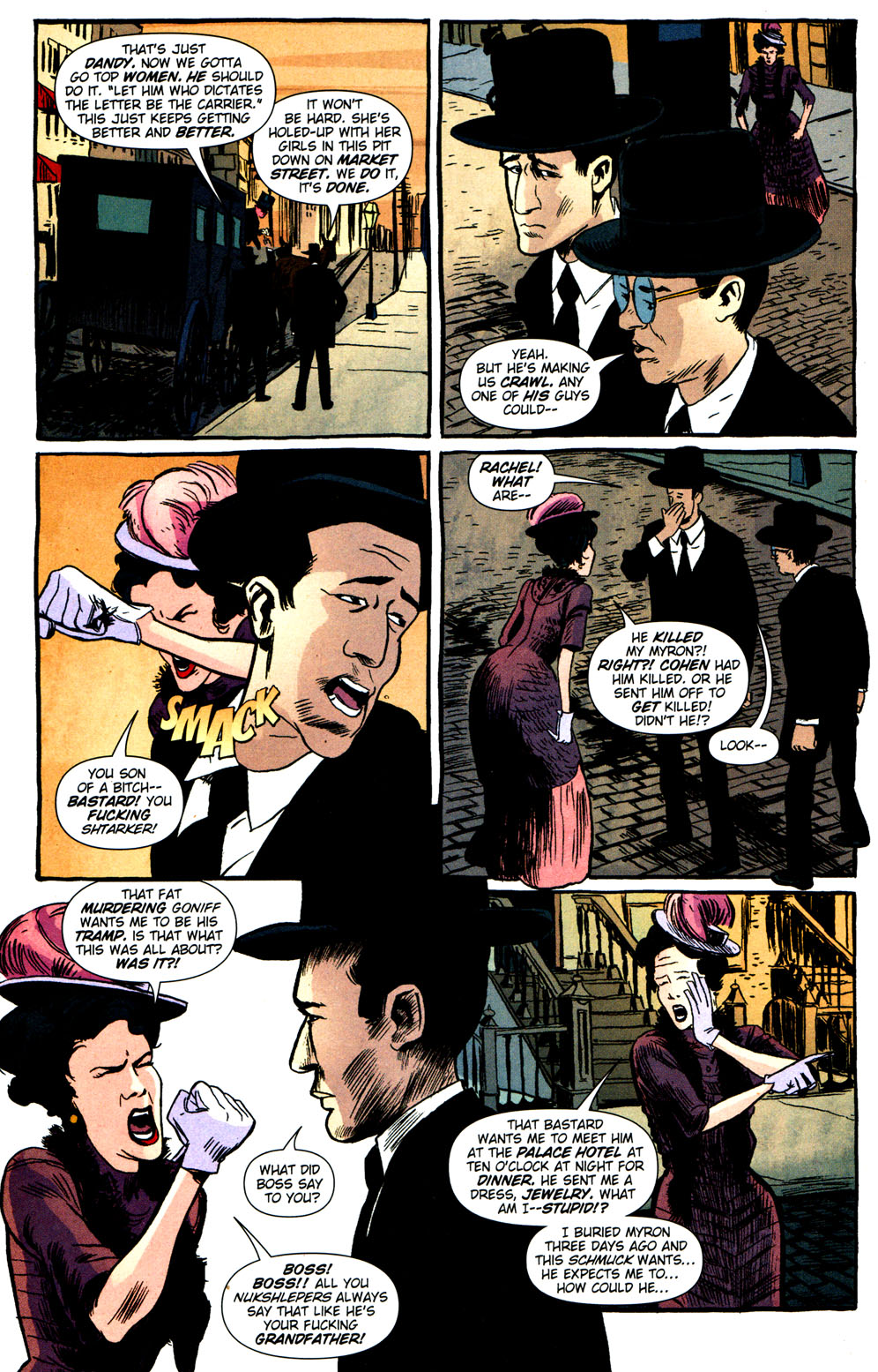 Read online Caper comic -  Issue #2 - 17