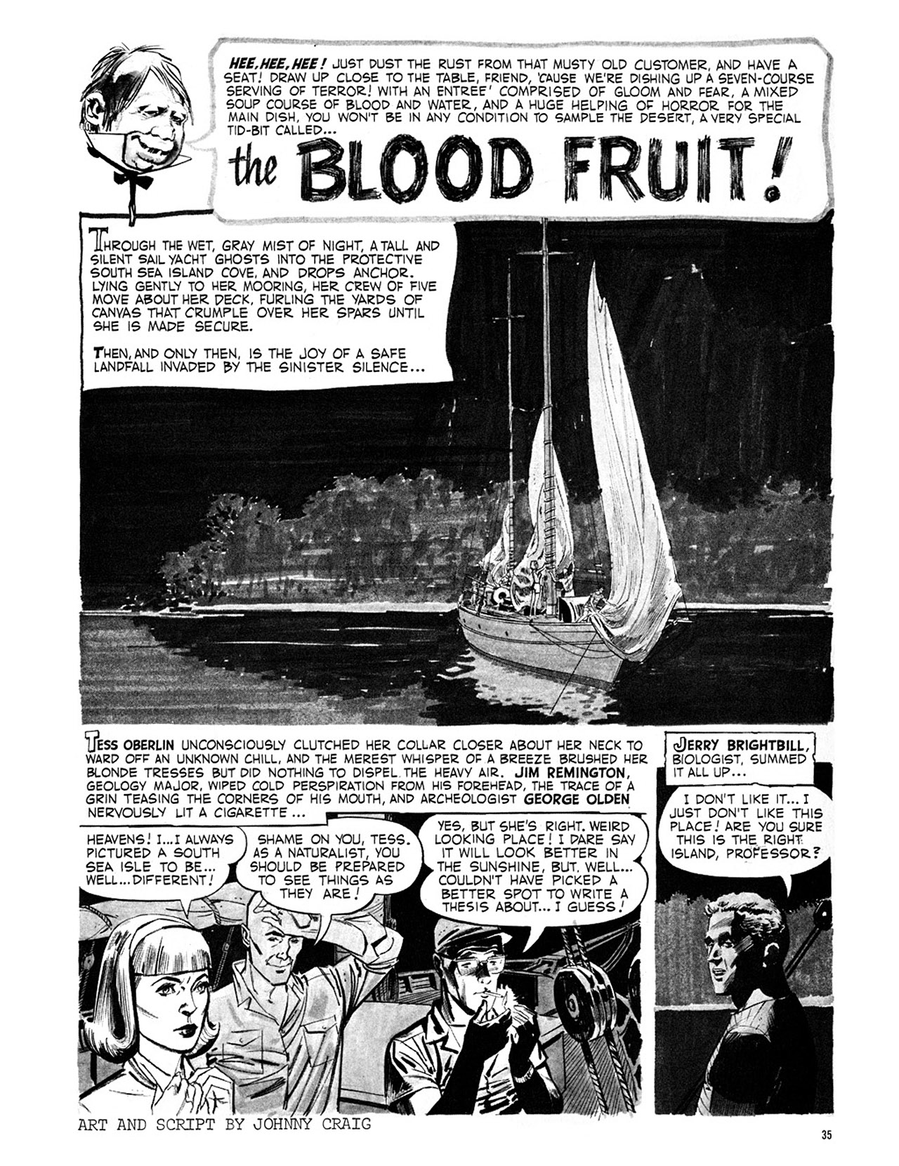 Read online Eerie Archives comic -  Issue # TPB 3 - 36