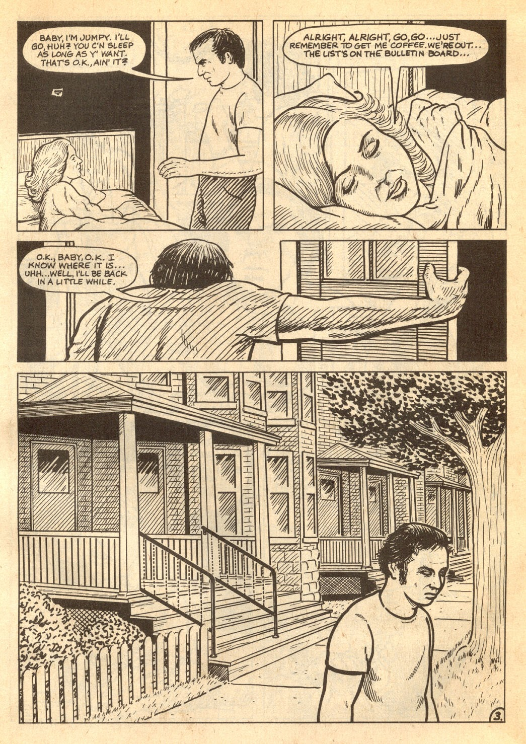 American Splendor (1976) issue 7 - Page 11