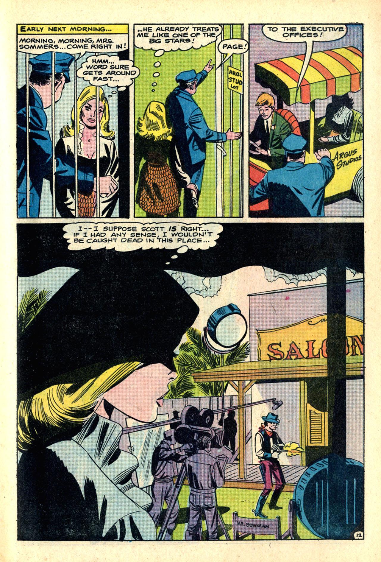Read online Secret Hearts comic -  Issue #132 - 64