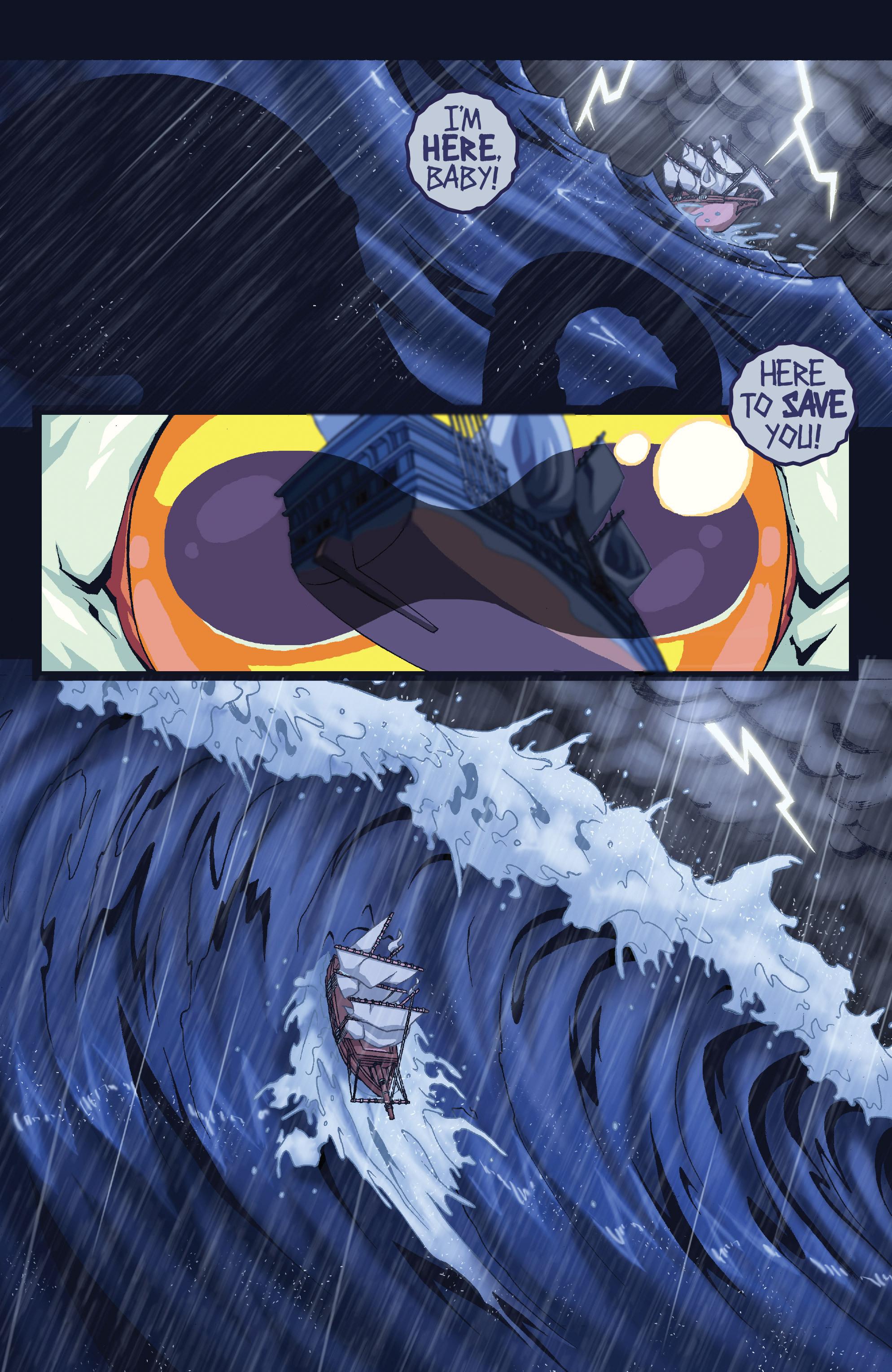 Read online Skullkickers comic -  Issue #16 - 19