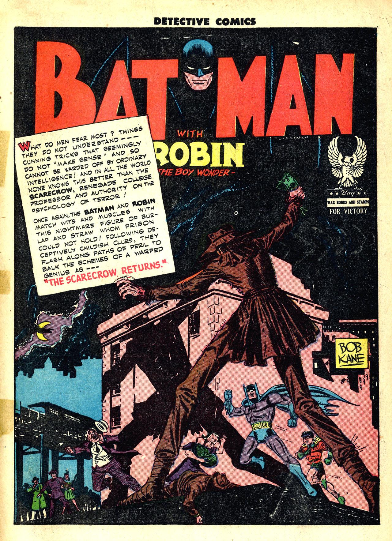 Detective Comics (1937) 73 Page 2