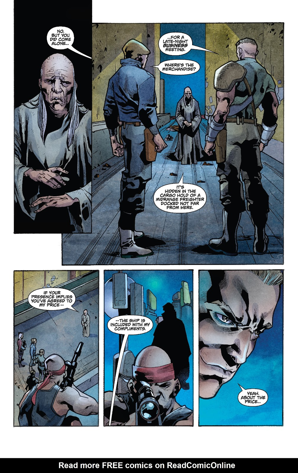 Read online Star Wars Legends: Rise of the Sith - Epic Collection comic -  Issue # TPB 1 (Part 2) - 60