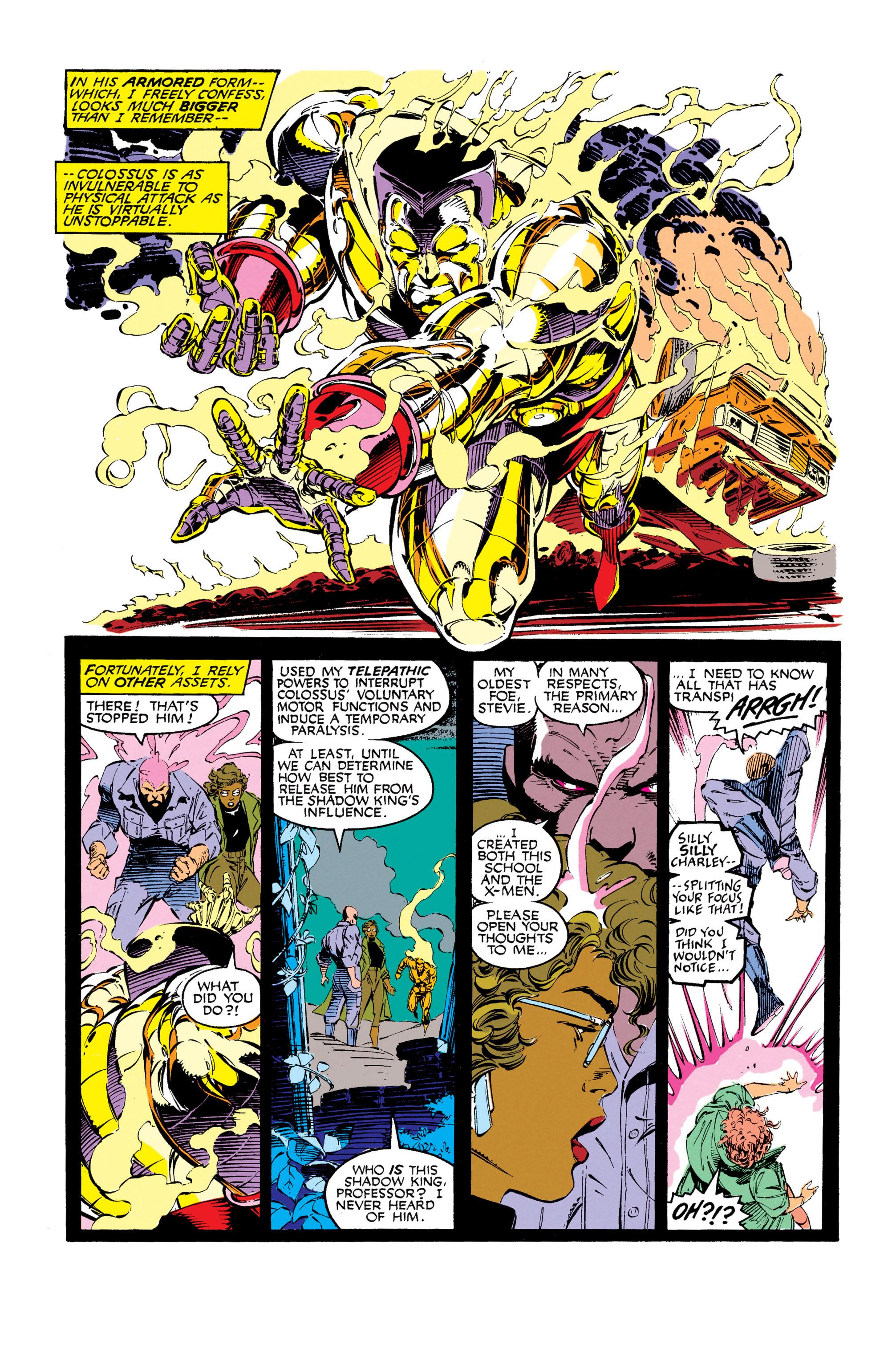 Read online Uncanny X-Men (1963) comic -  Issue #279 - 3