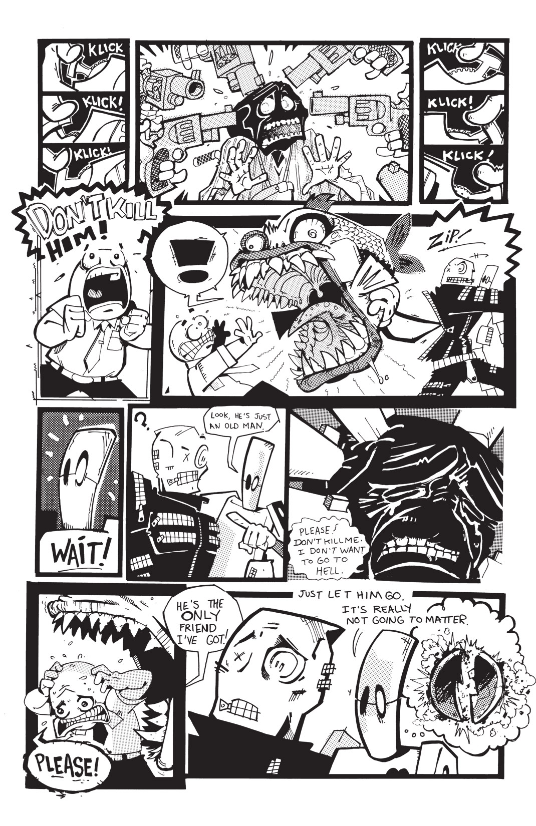 Read online Scud: The Disposable Assassin: The Whole Shebang comic -  Issue # TPB (Part 4) - 40