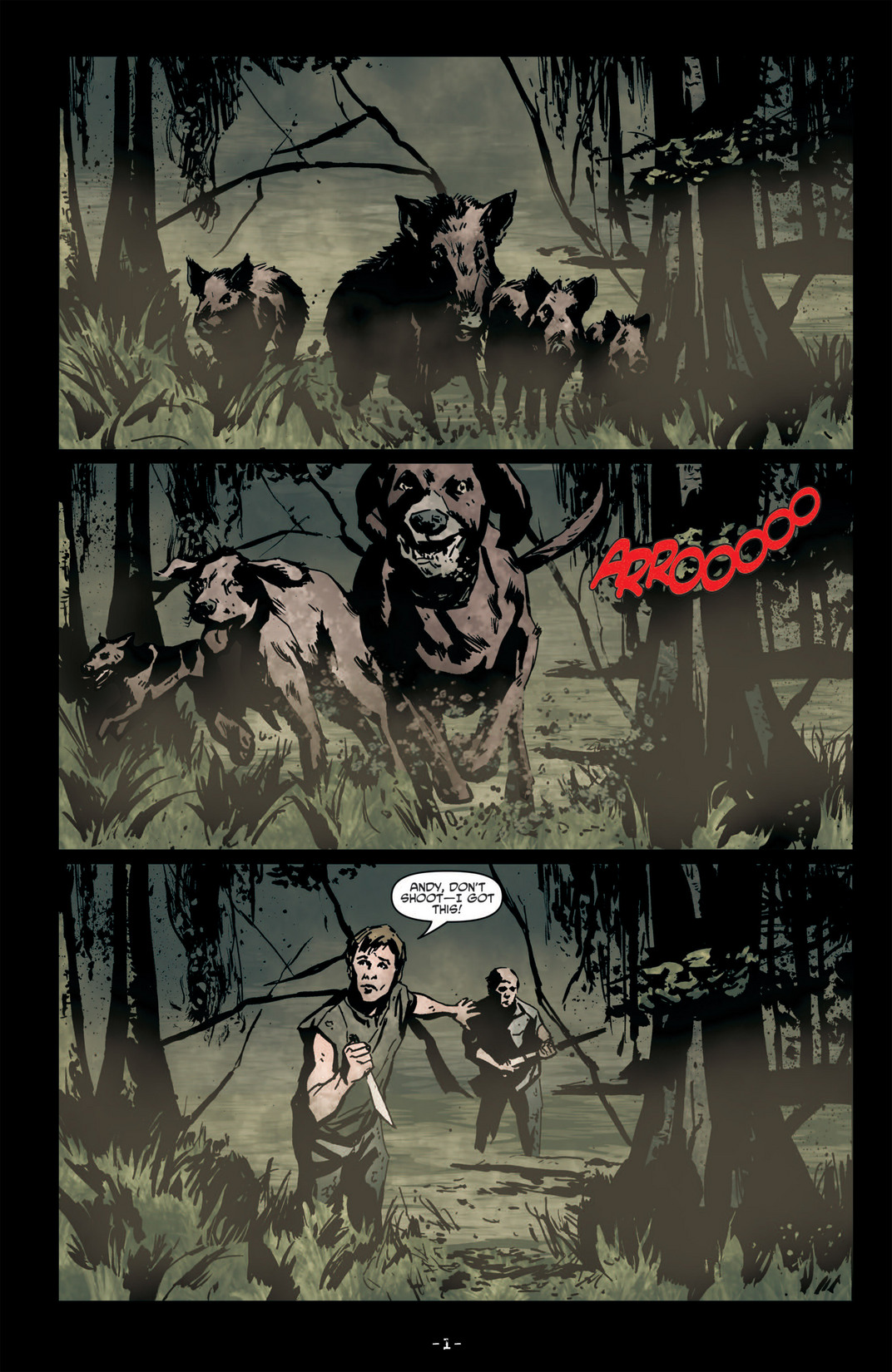Read online True Blood (2012) comic -  Issue #6 - 4