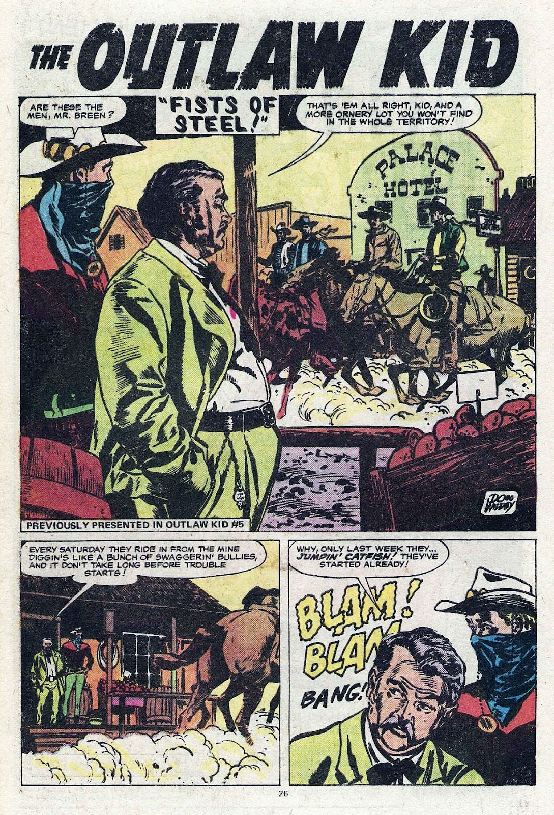 The Rawhide Kid (1955) issue 149 - Page 27