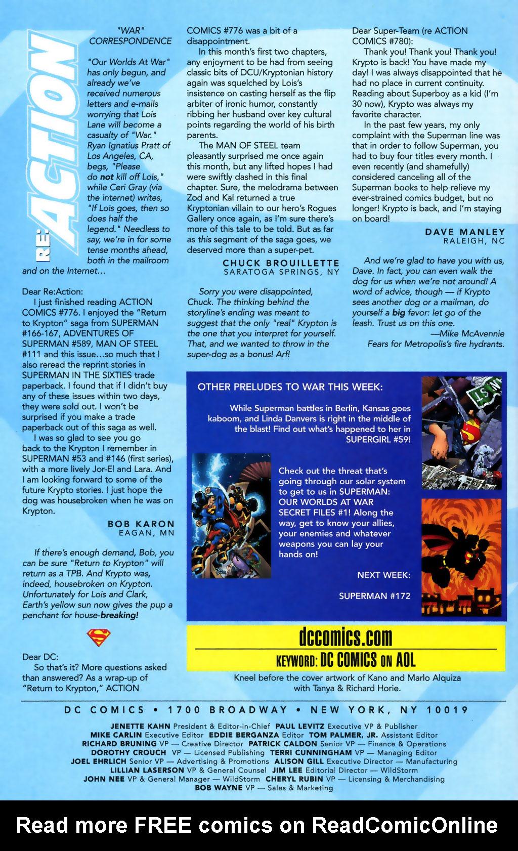 Action Comics (1938) 780 Page 21