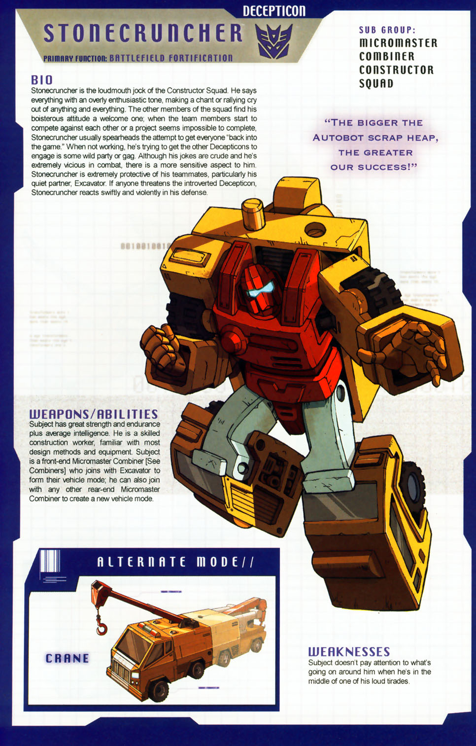 Read online Transformers: More than Meets the Eye comic -  Issue #6 - 46