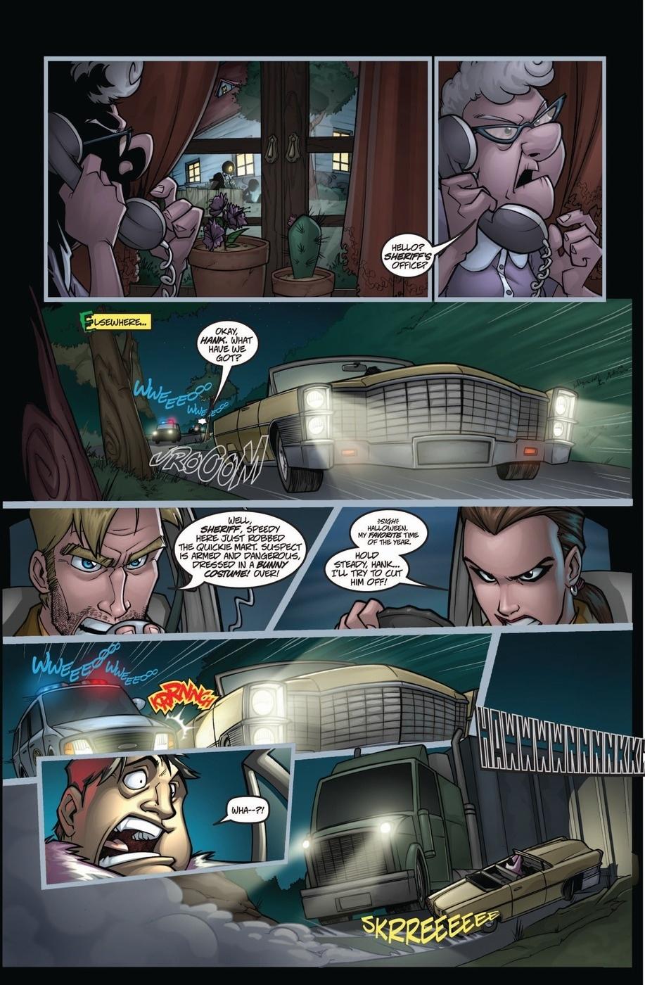 Read online Ralph Filmore comic -  Issue # Full - 11
