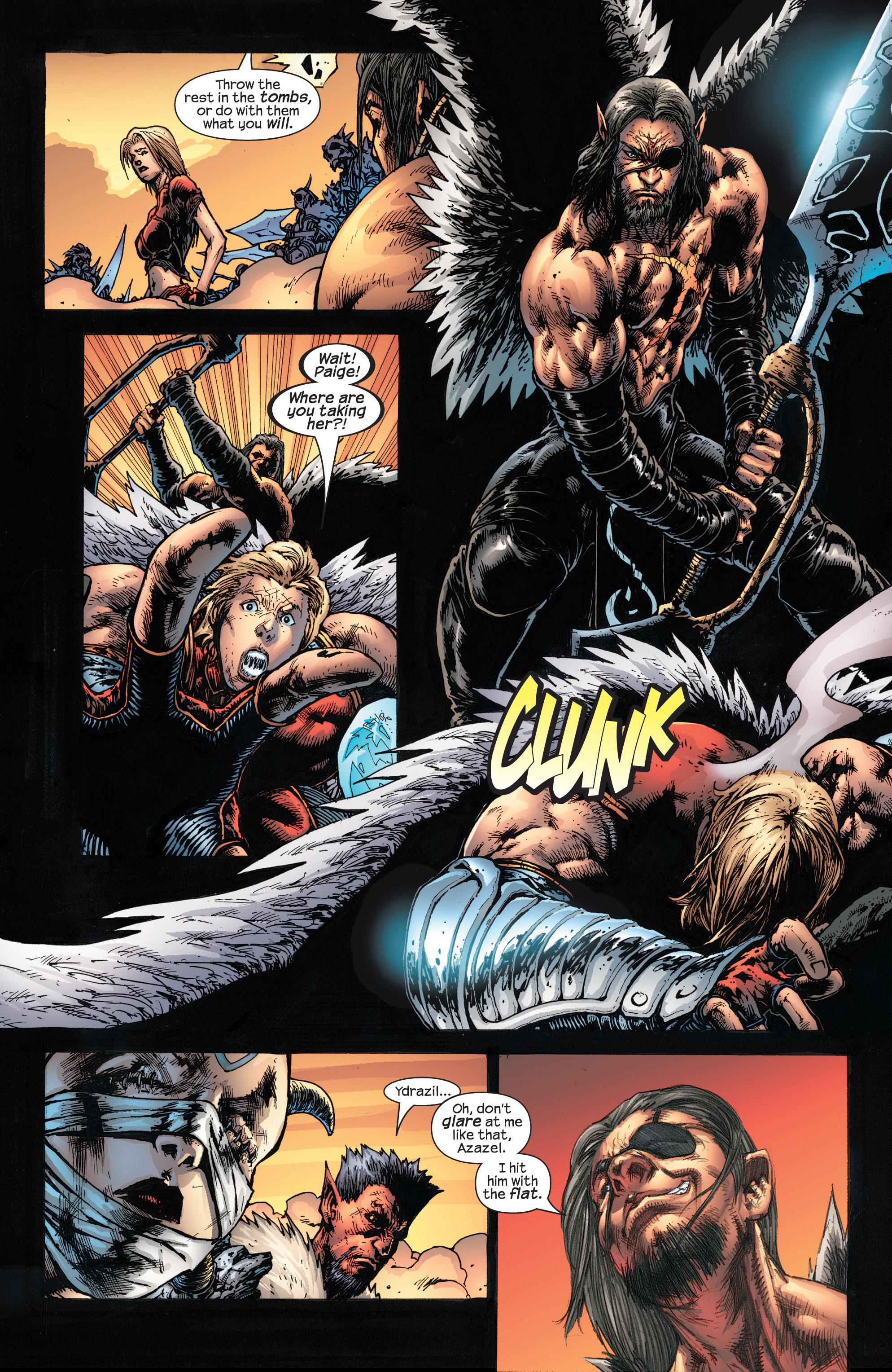 Read online Uncanny X-Men (1963) comic -  Issue #432 - 7