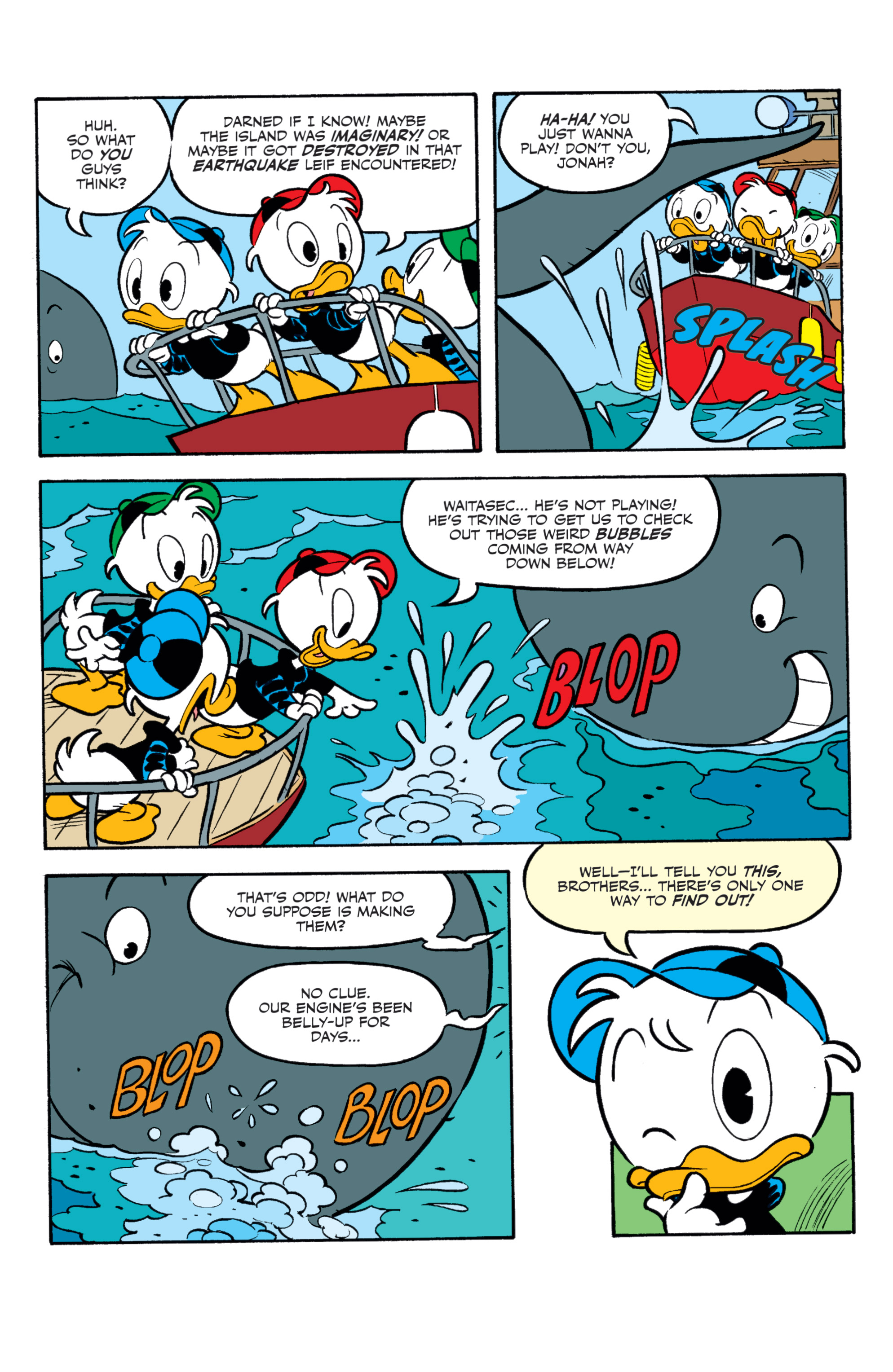 Read online Donald Duck (2015) comic -  Issue #21 - 5