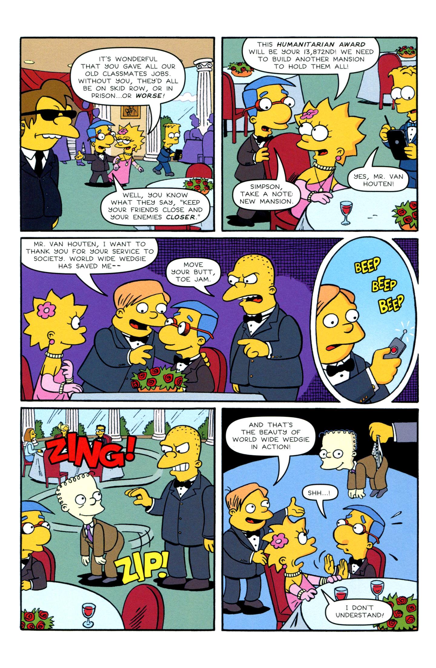 Read online Simpsons Comics Presents Bart Simpson comic -  Issue #72 - 16