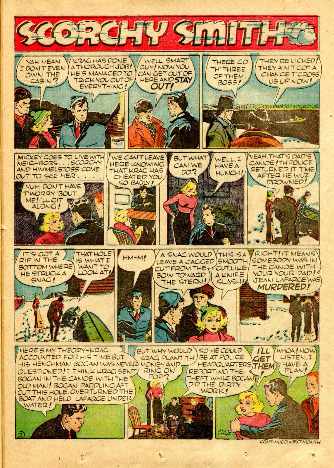 Read online Famous Funnies comic -  Issue #64 - 46