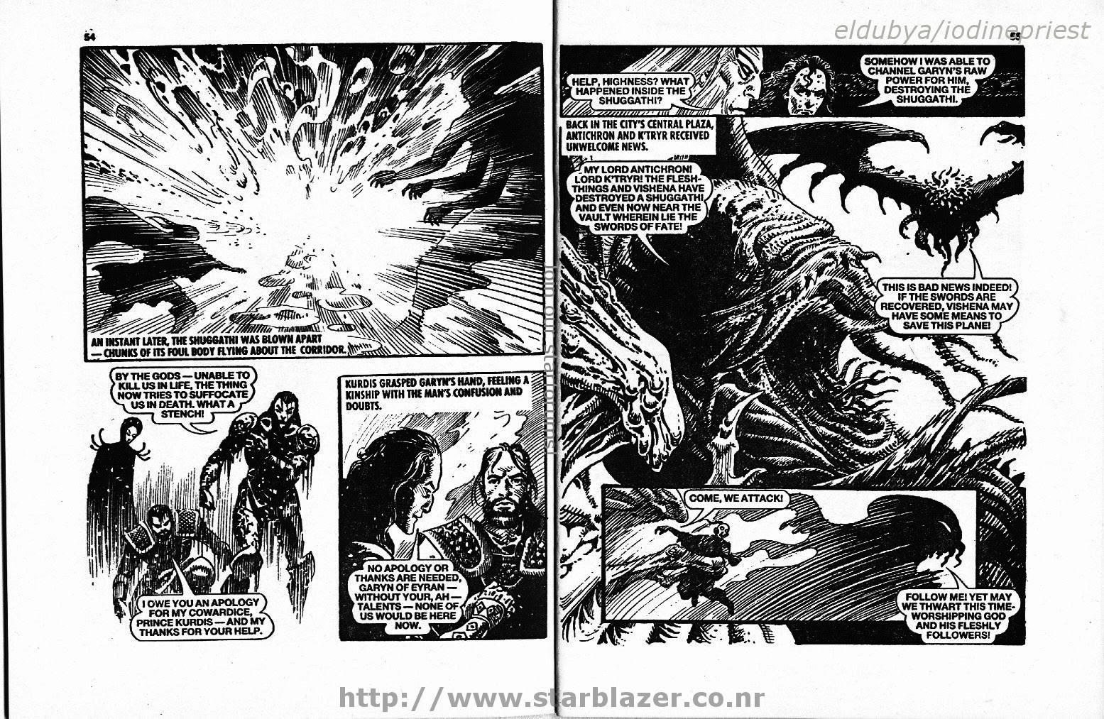 Starblazer issue 271 - Page 29