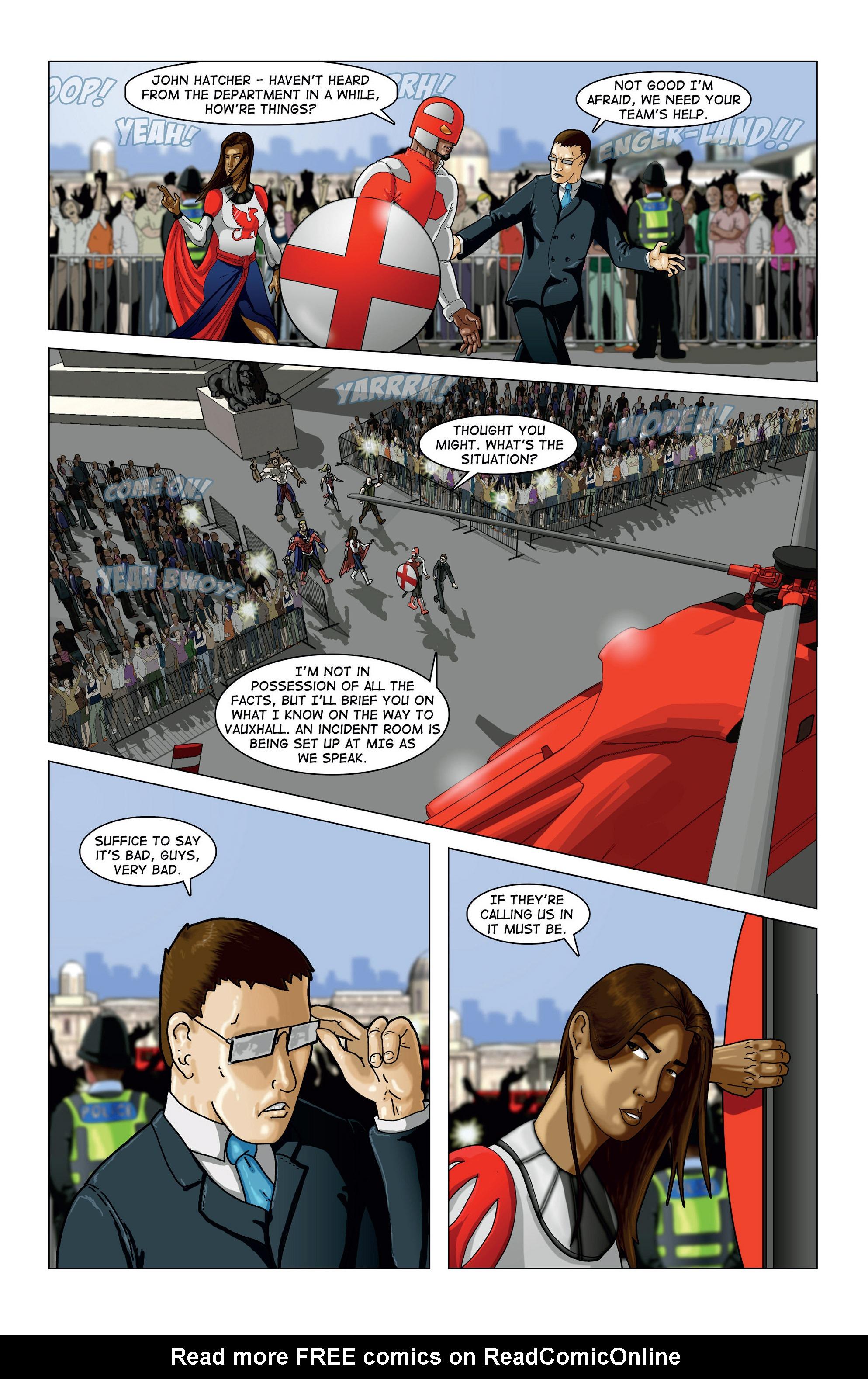 Read online Vanguard (2015) comic -  Issue #1 - 11
