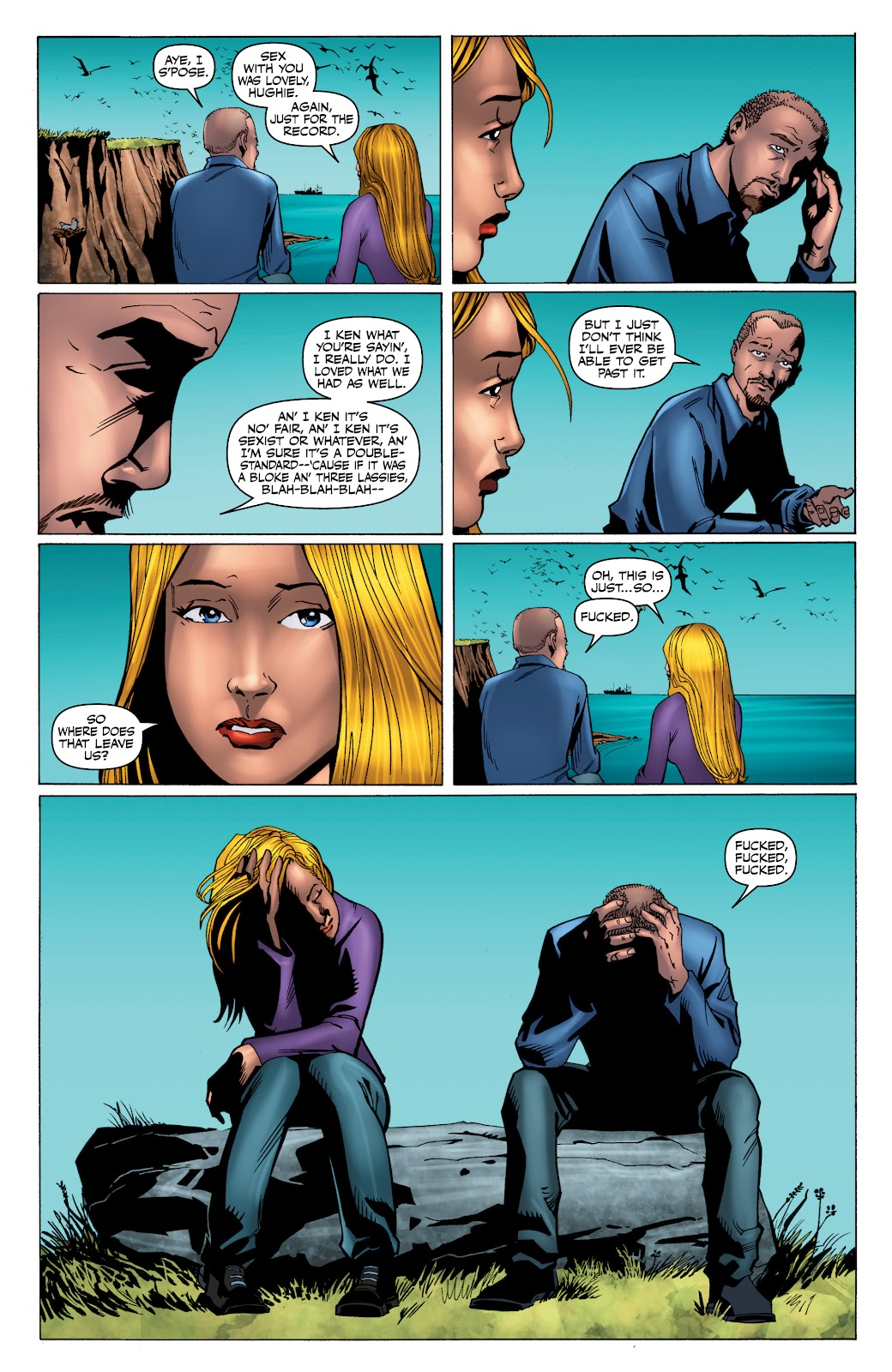 Read online The Boys Omnibus comic -  Issue # TPB 4 (Part 4) - 17