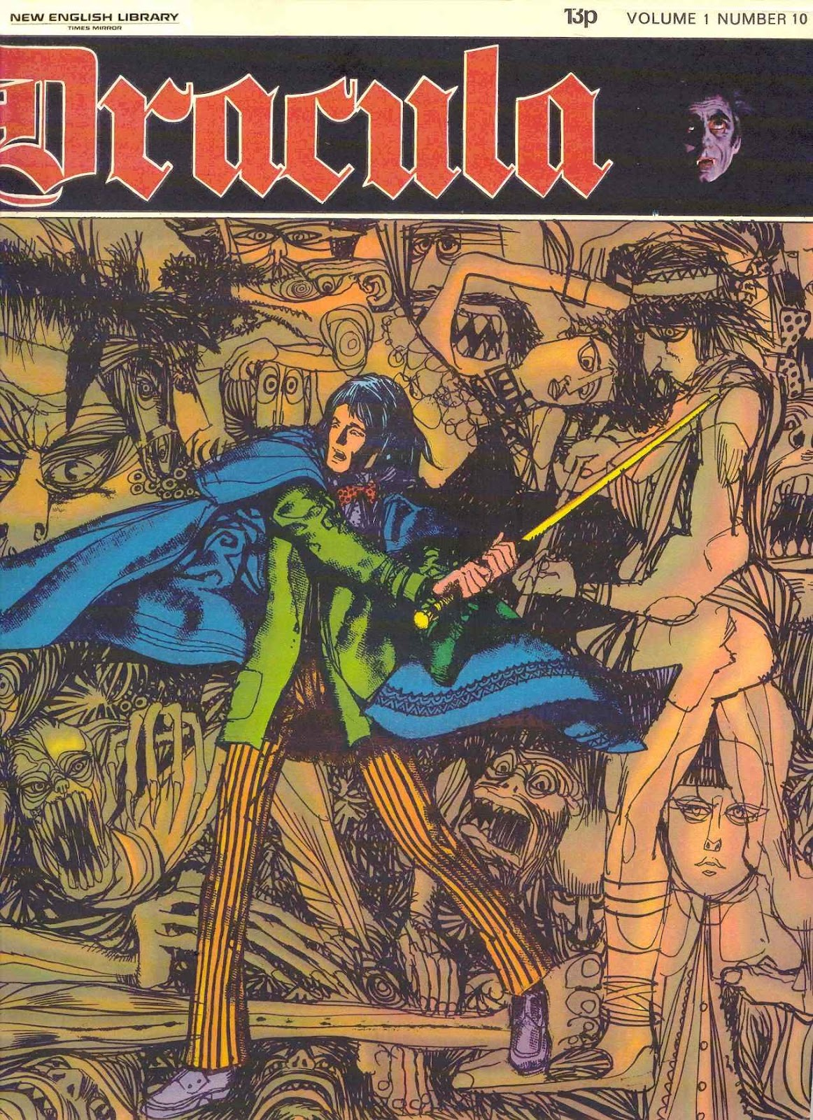 Dracula (1971) 10 Page 1
