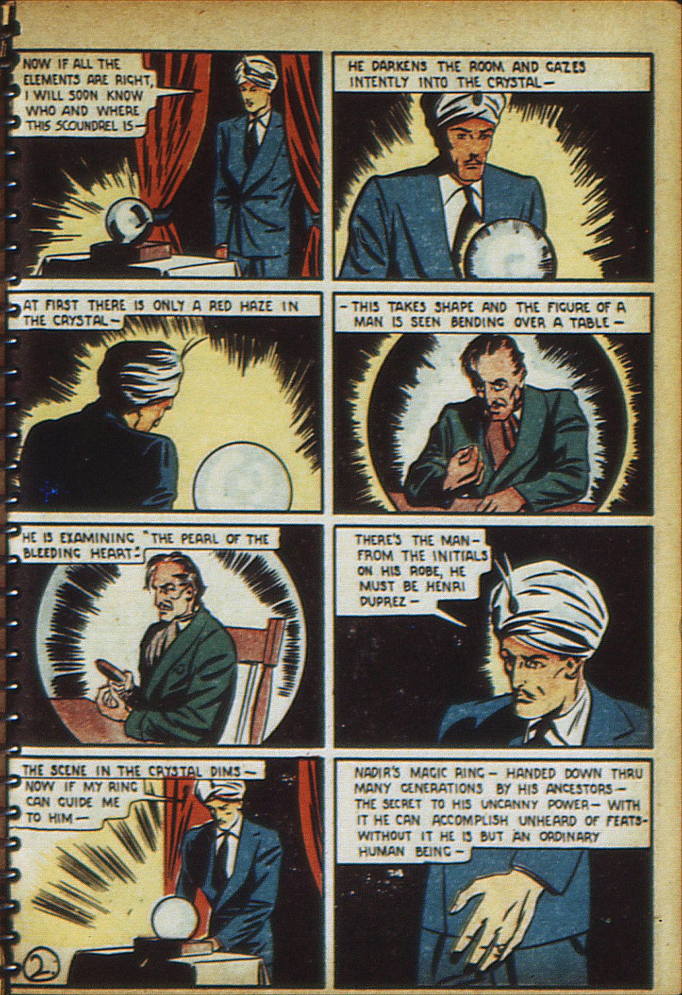 Read online Adventure Comics (1938) comic -  Issue #18 - 60
