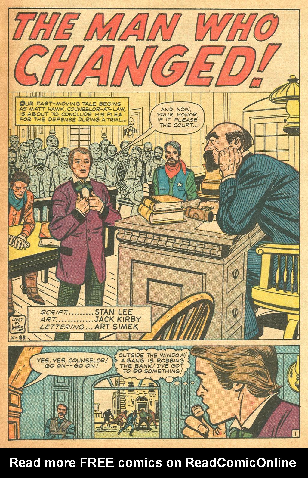 Read online Two-Gun Kid comic -  Issue #62 - 28