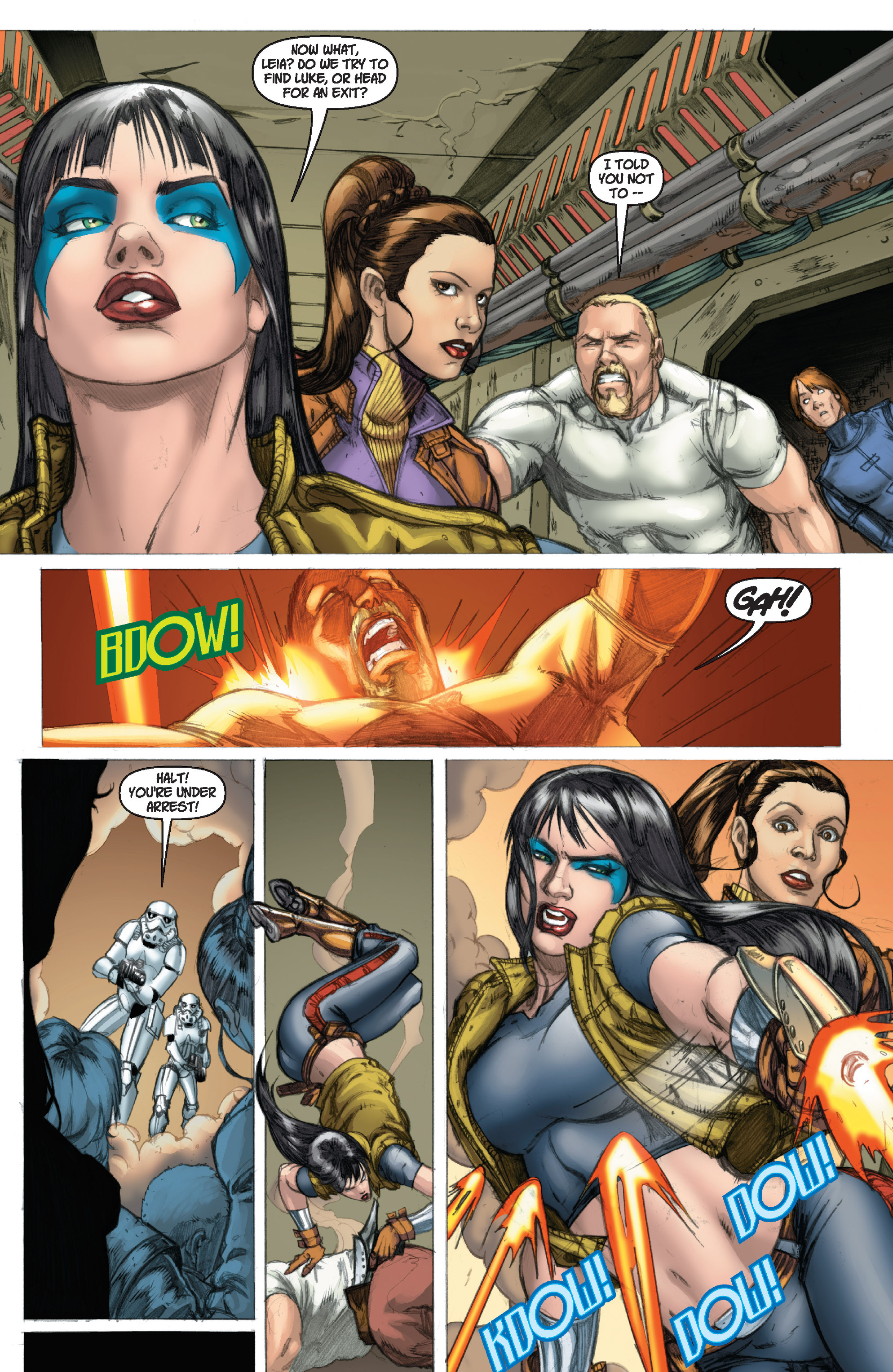 Read online Star Wars Omnibus comic -  Issue # Vol. 20 - 127