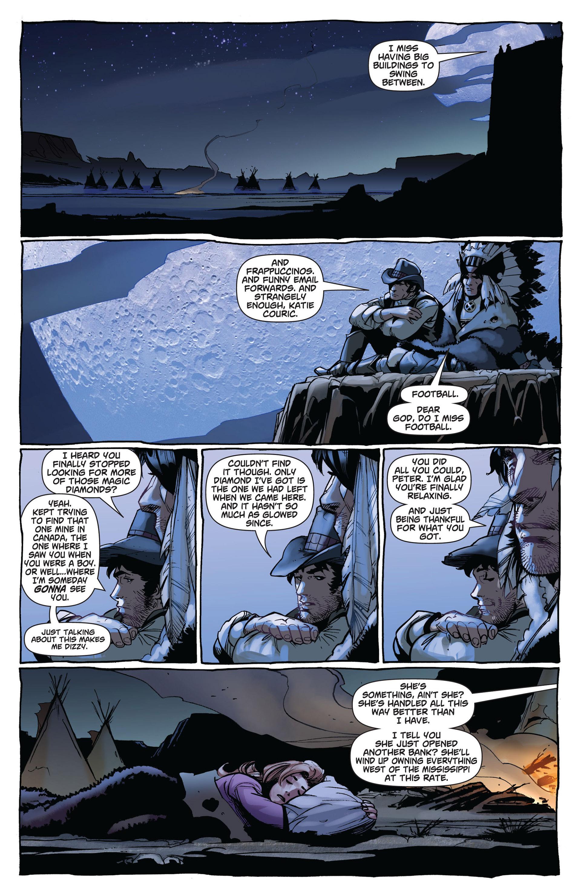 Read online Astonishing Spider-Man & Wolverine comic -  Issue #6 - 10