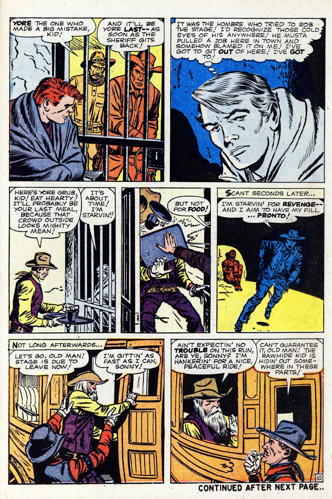 The Rawhide Kid (1955) issue 24 - Page 14