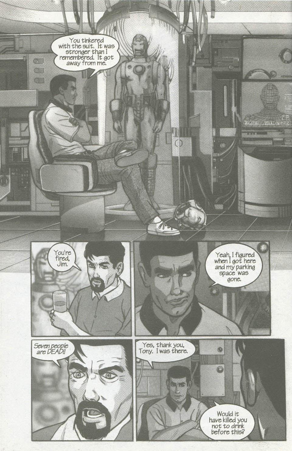 Read online U.S. War Machine comic -  Issue #2 - 4
