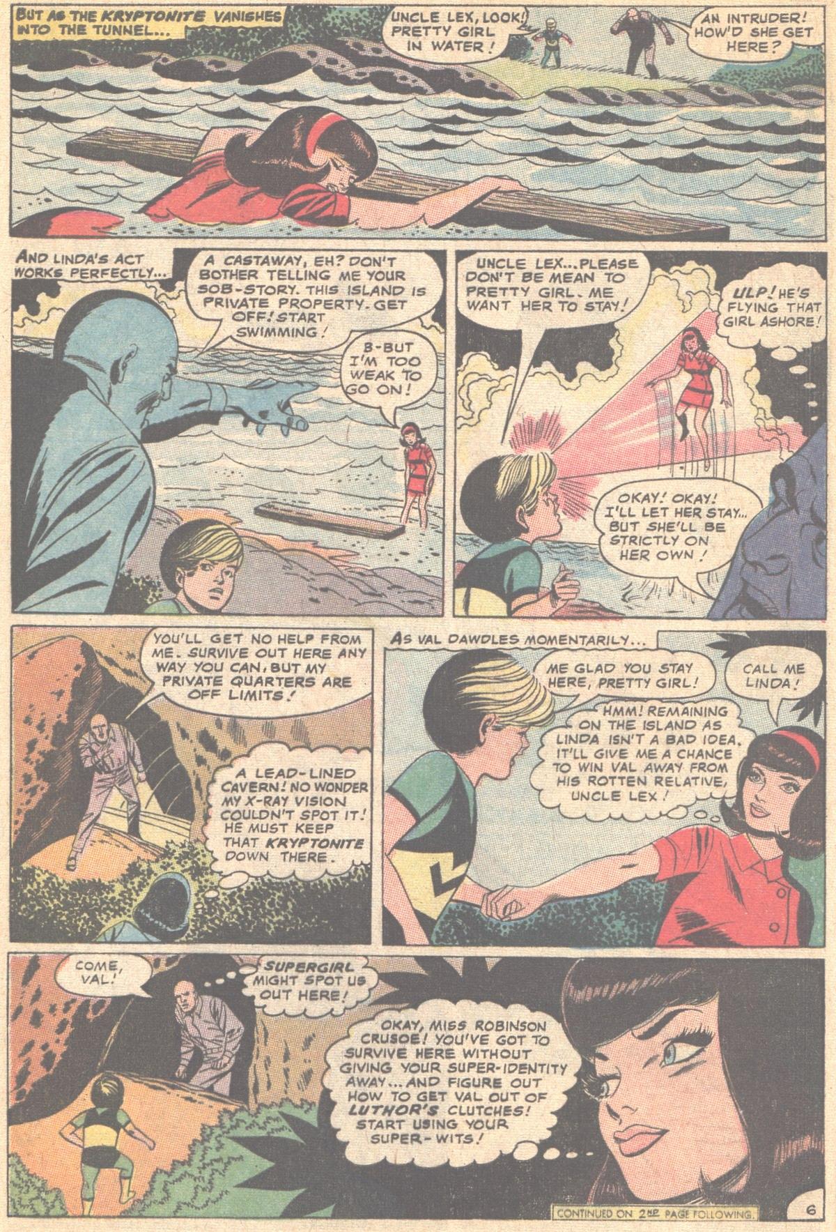 Read online Adventure Comics (1938) comic -  Issue #388 - 8