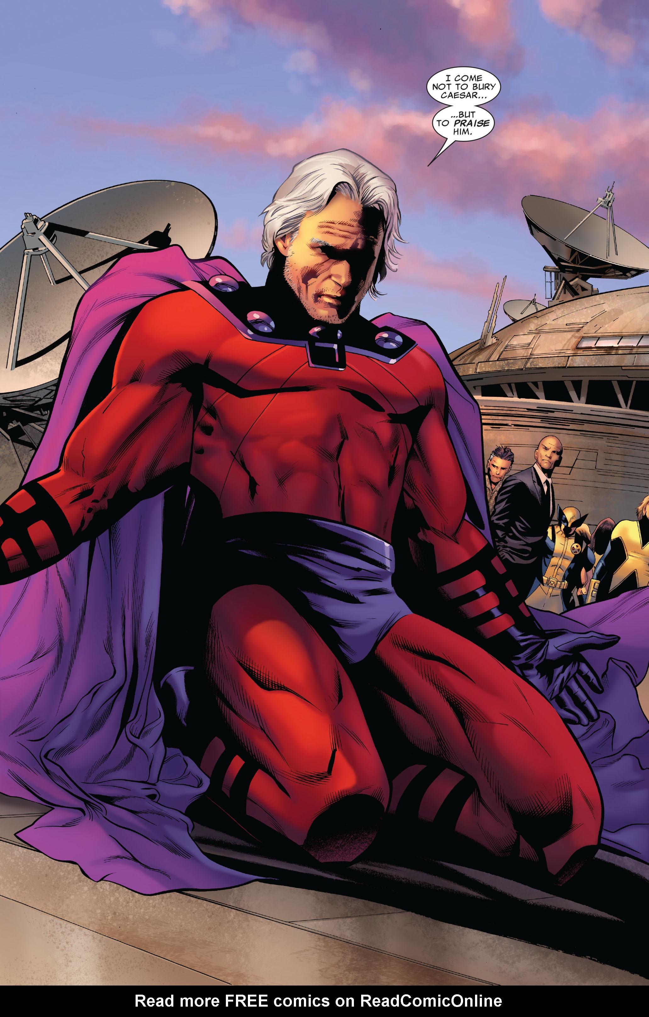 Read online Uncanny X-Men (1963) comic -  Issue #516 - 13