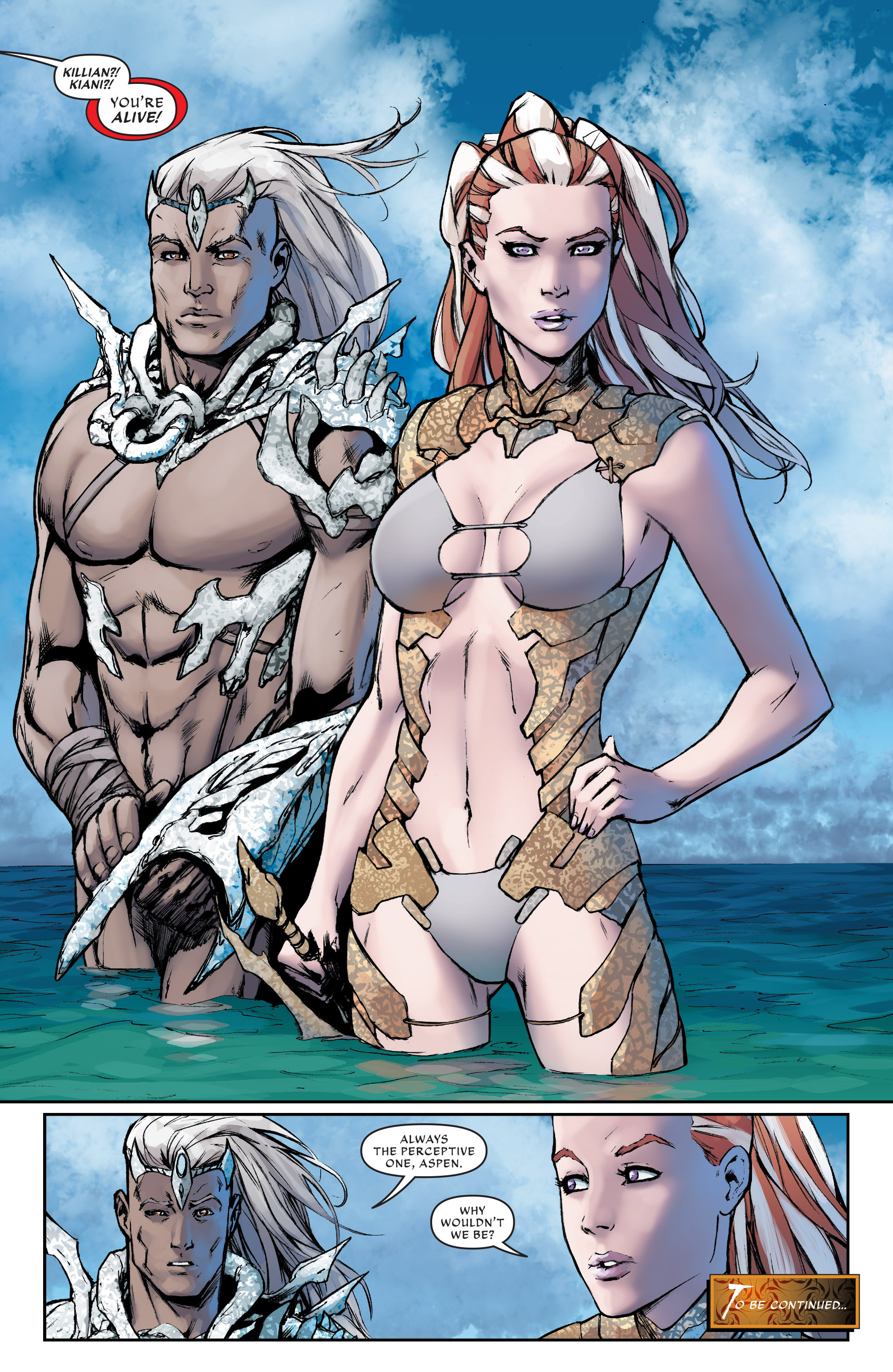 Read online Aspen Universe: Revelations comic -  Issue #2 - 23