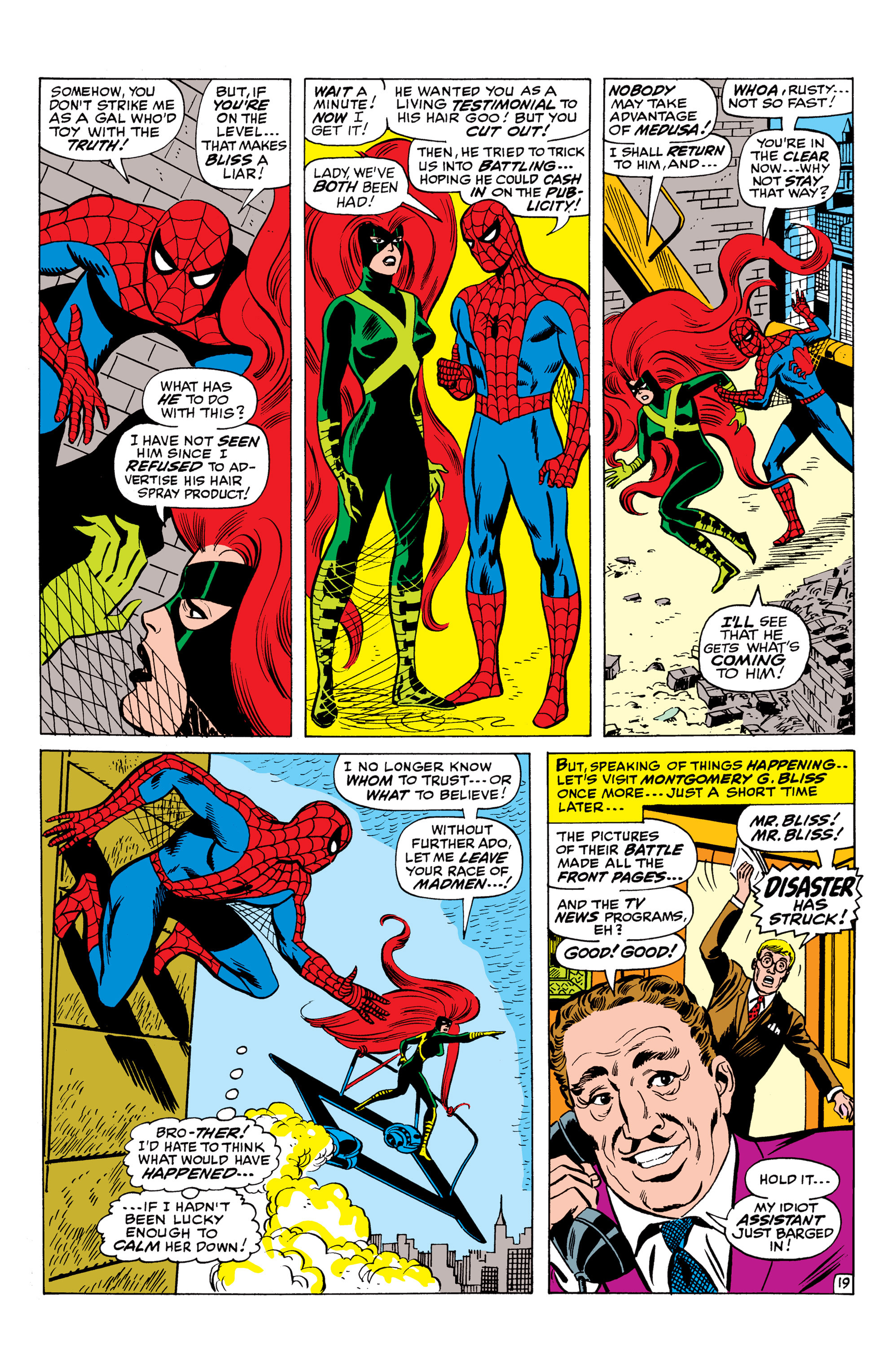 The Amazing Spider-Man (1963) 62 Page 19