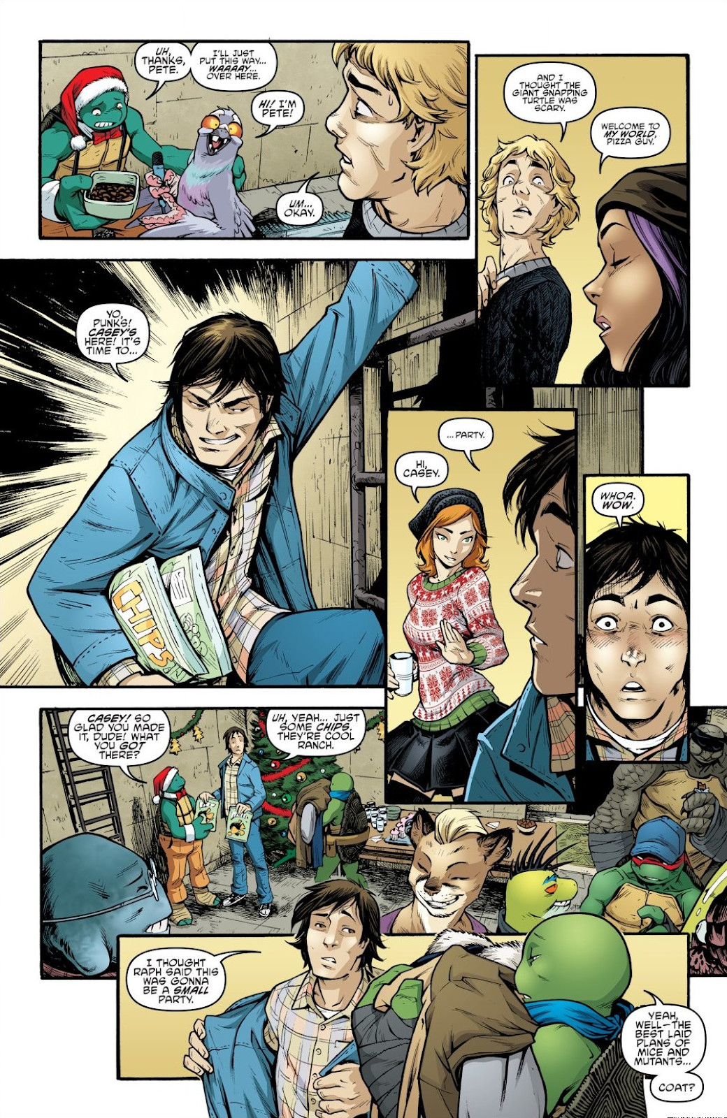 Read online Teenage Mutant Ninja Turtles: The IDW Collection comic -  Issue # TPB 8 (Part 3) - 39