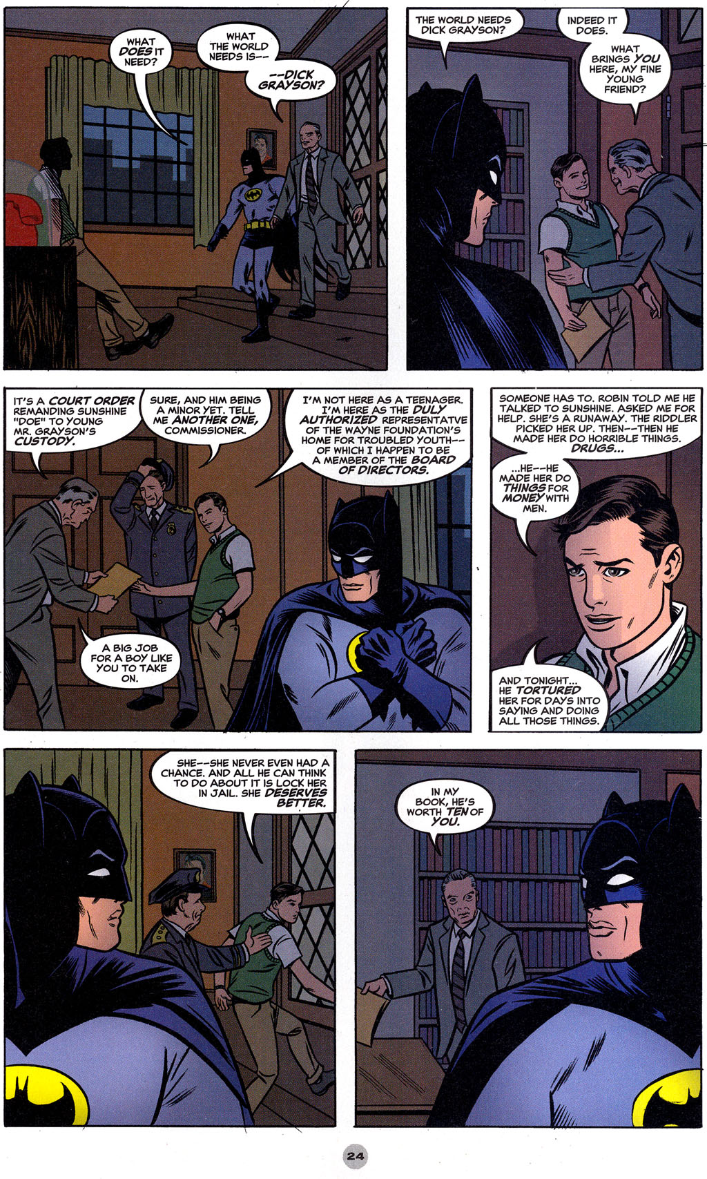 Read online Solo (2004) comic -  Issue #7 - 25