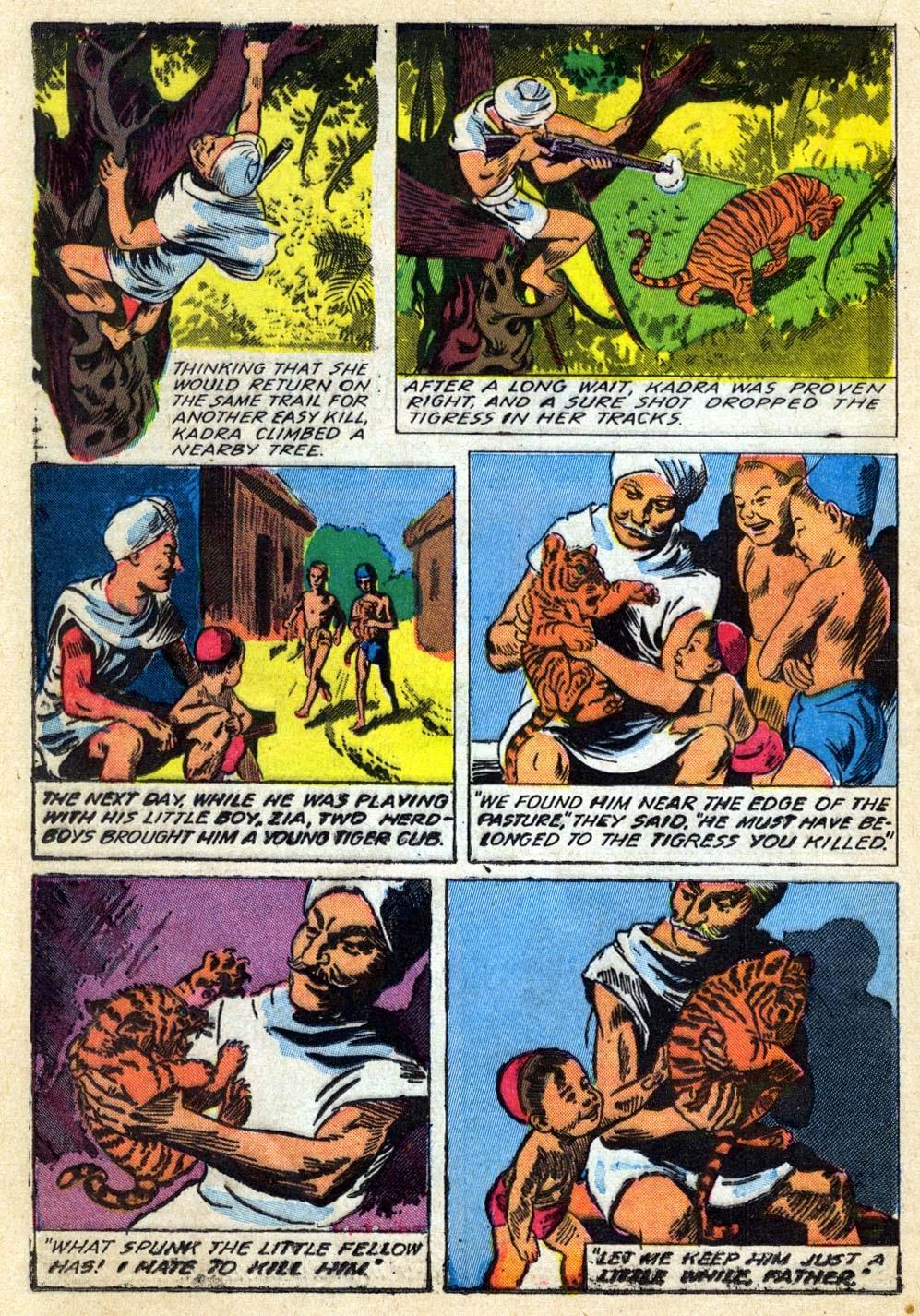 Read online Animal Comics comic -  Issue #22 - 34