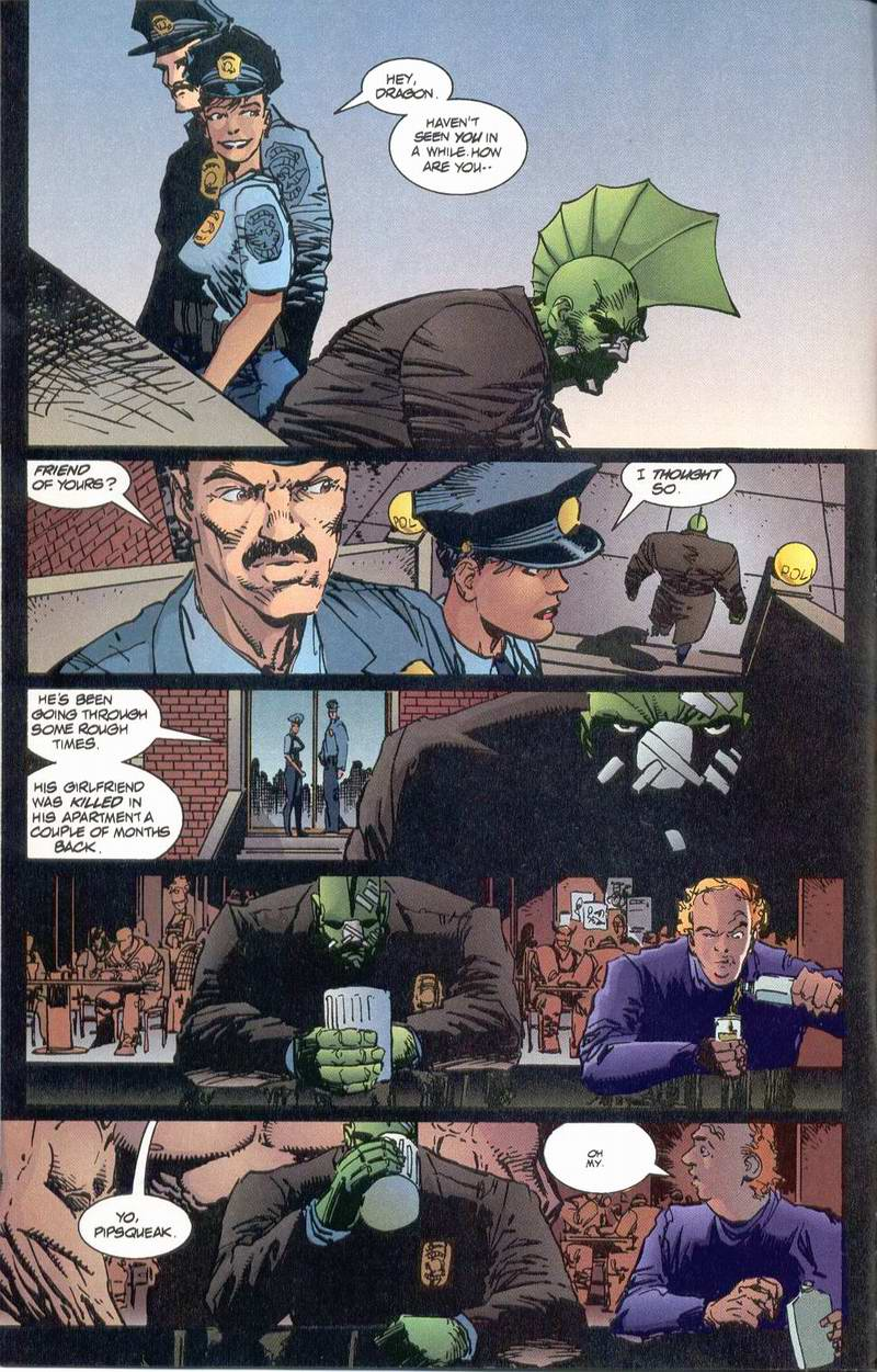The Savage Dragon (1993) Issue #1 #3 - English 8