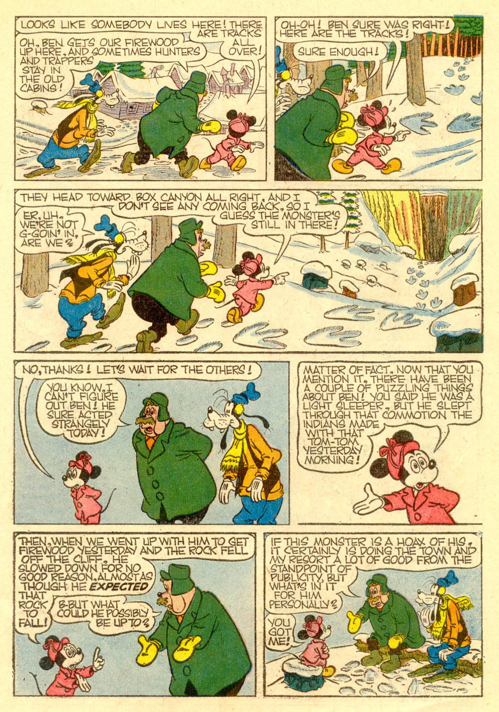 Walt Disney's Comics and Stories issue 222 - Page 27