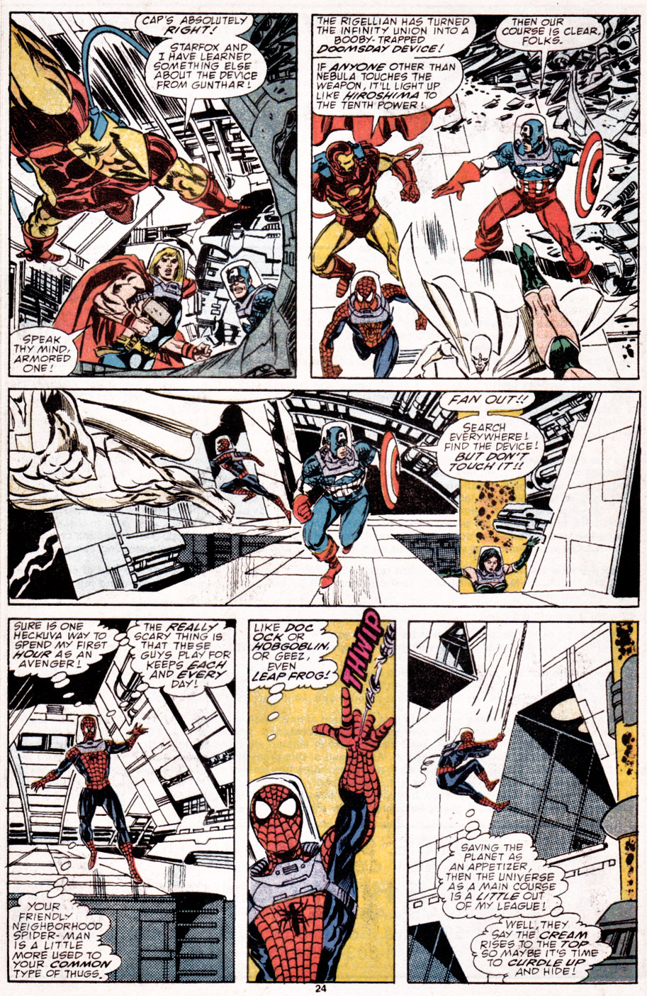 The Avengers (1963) 317 Page 17